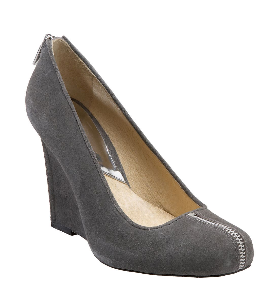 Main Image - MICHAEL Michael Kors 'Parker' Wedge Pump (Nordstrom Exclusive)