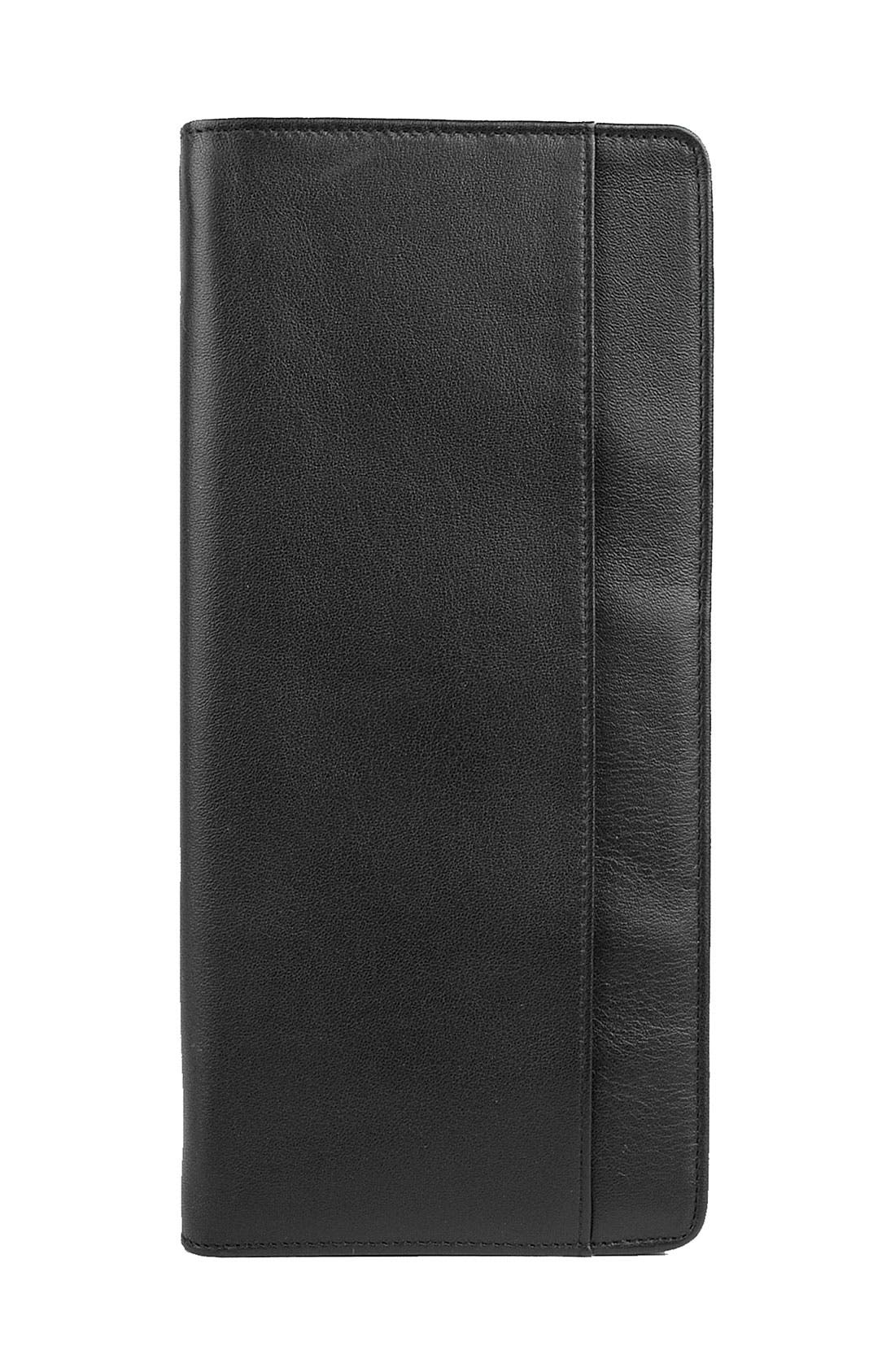 BOSCA Flight Attendant Travel Wallet
