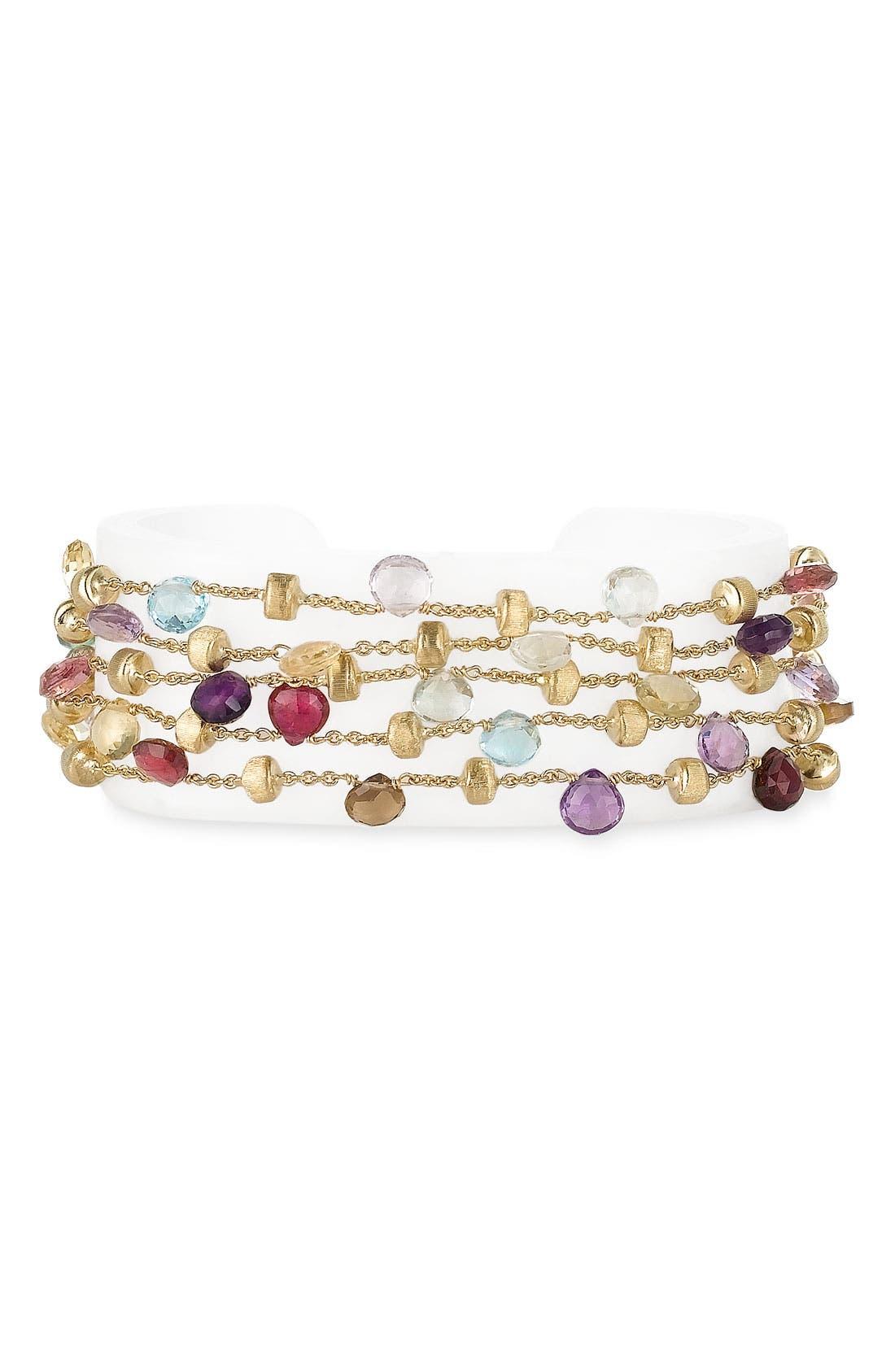 Alternate Image 1 Selected - Marco Bicego 'Paradise' Five Strand Bracelet