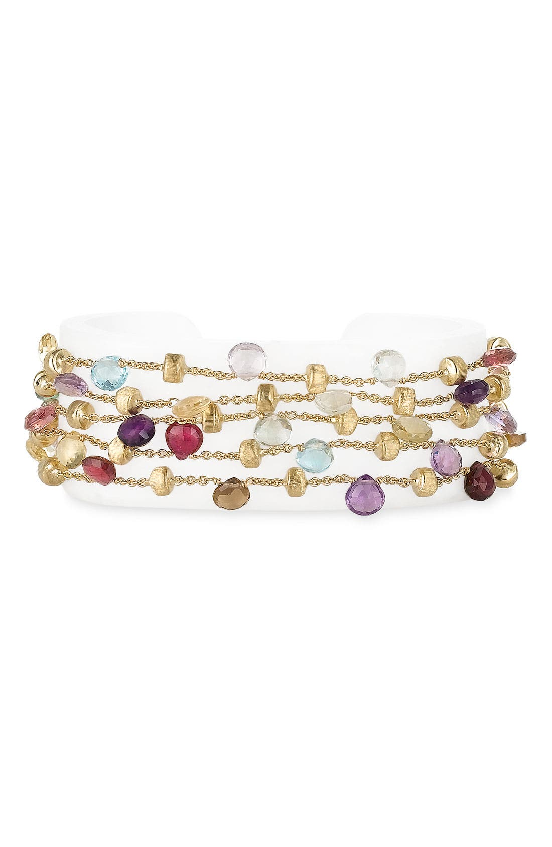 Main Image - Marco Bicego 'Paradise' Five Strand Bracelet