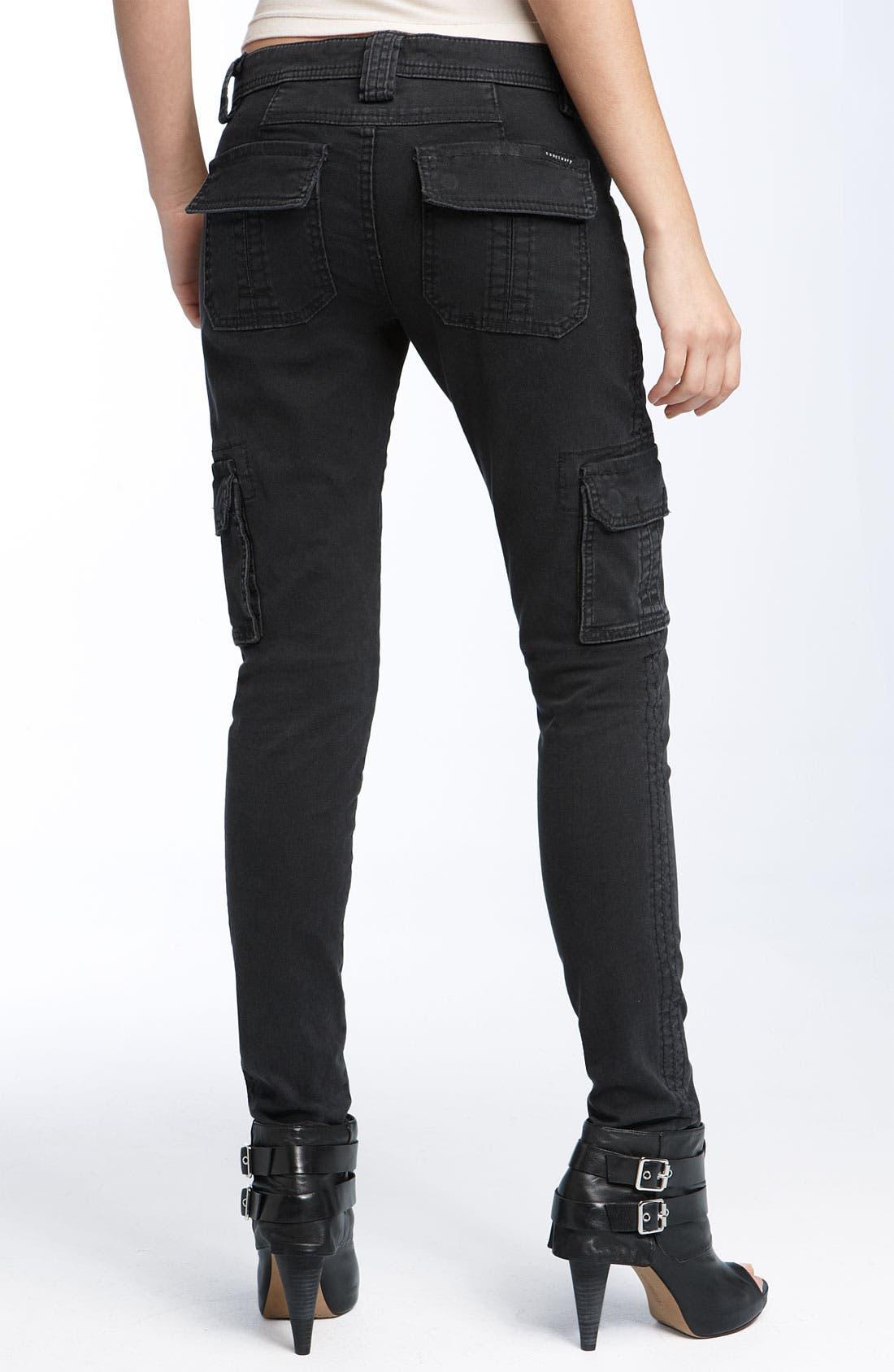 Alternate Image 2  - Sanctuary 'New Runway' Skinny Leg Cargo Pants