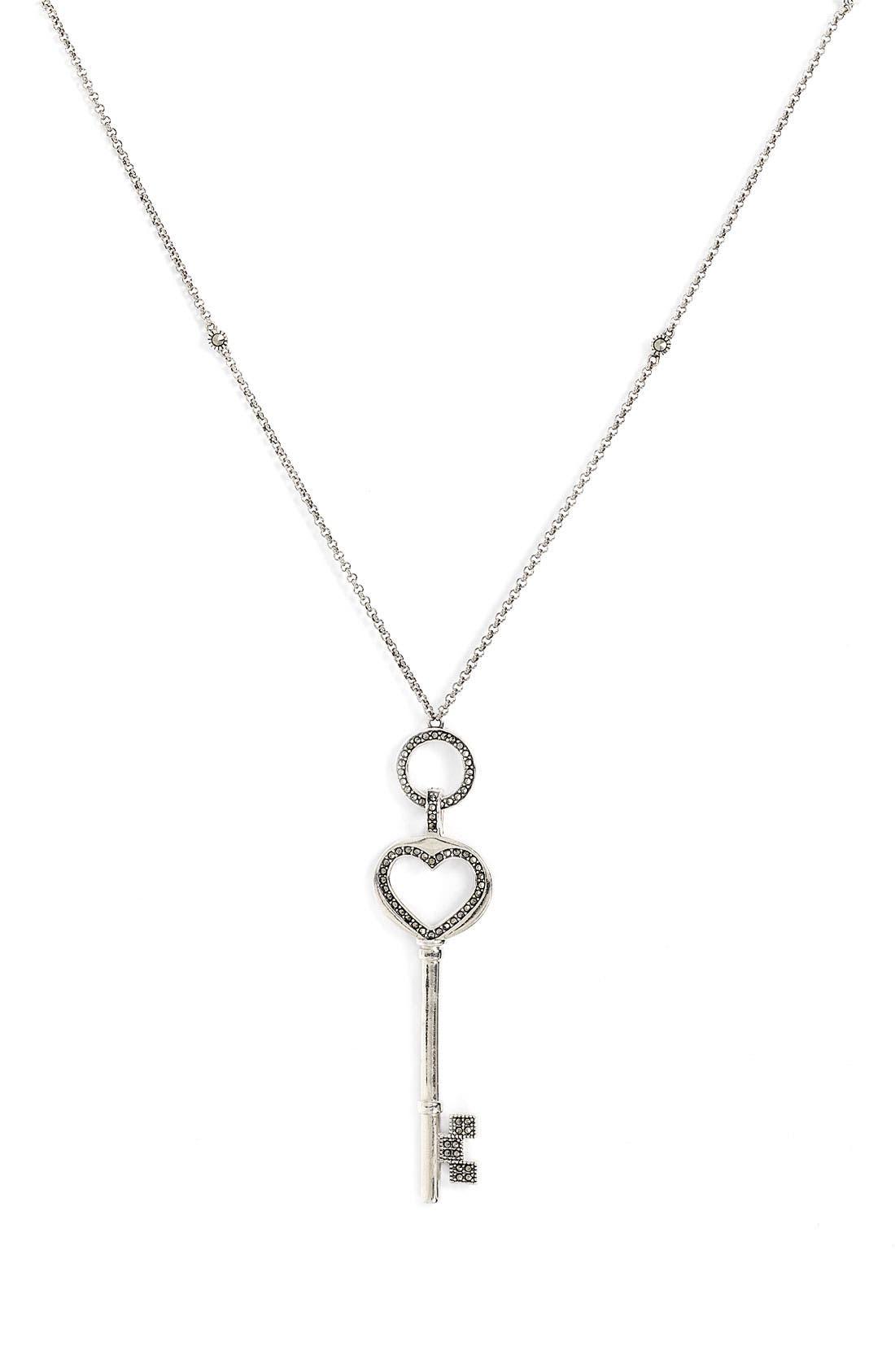 Main Image - Judith Jack Key Convertible Necklace
