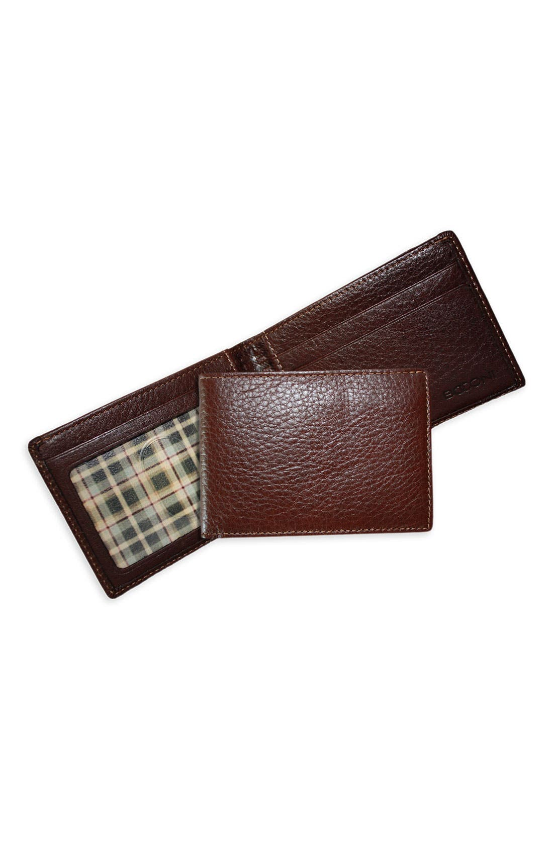 Main Image - Boconi 'Slimster' Wallet