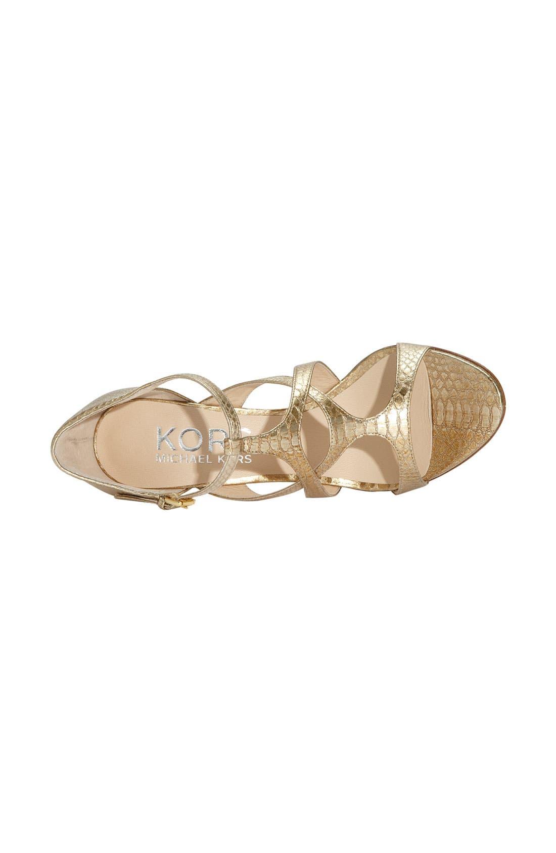 Alternate Image 3  - KORS Michael Kors 'Sasha' Sandal