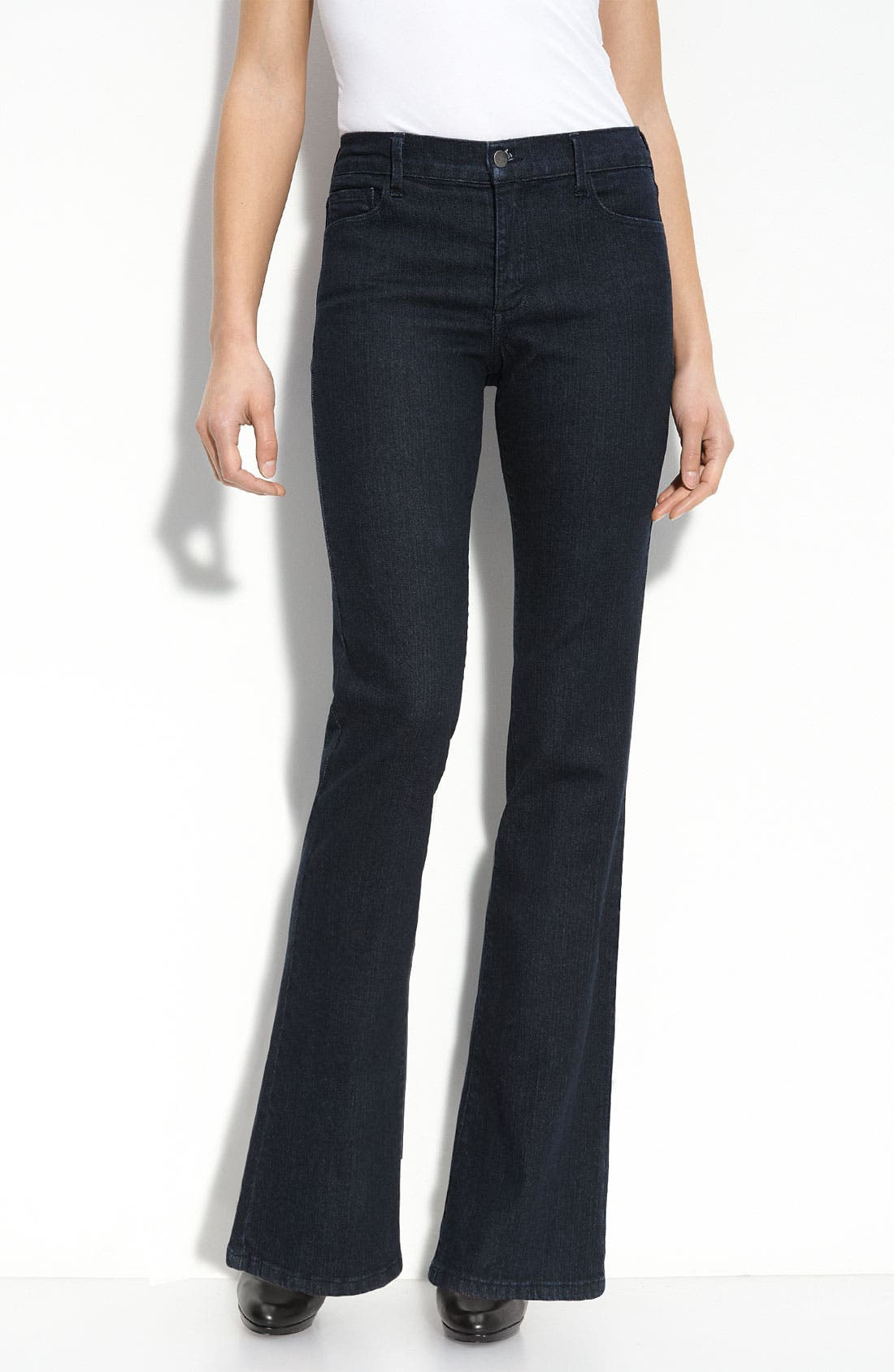 Alternate Image 2  - NYDJ Flare Leg Stretch Jeans