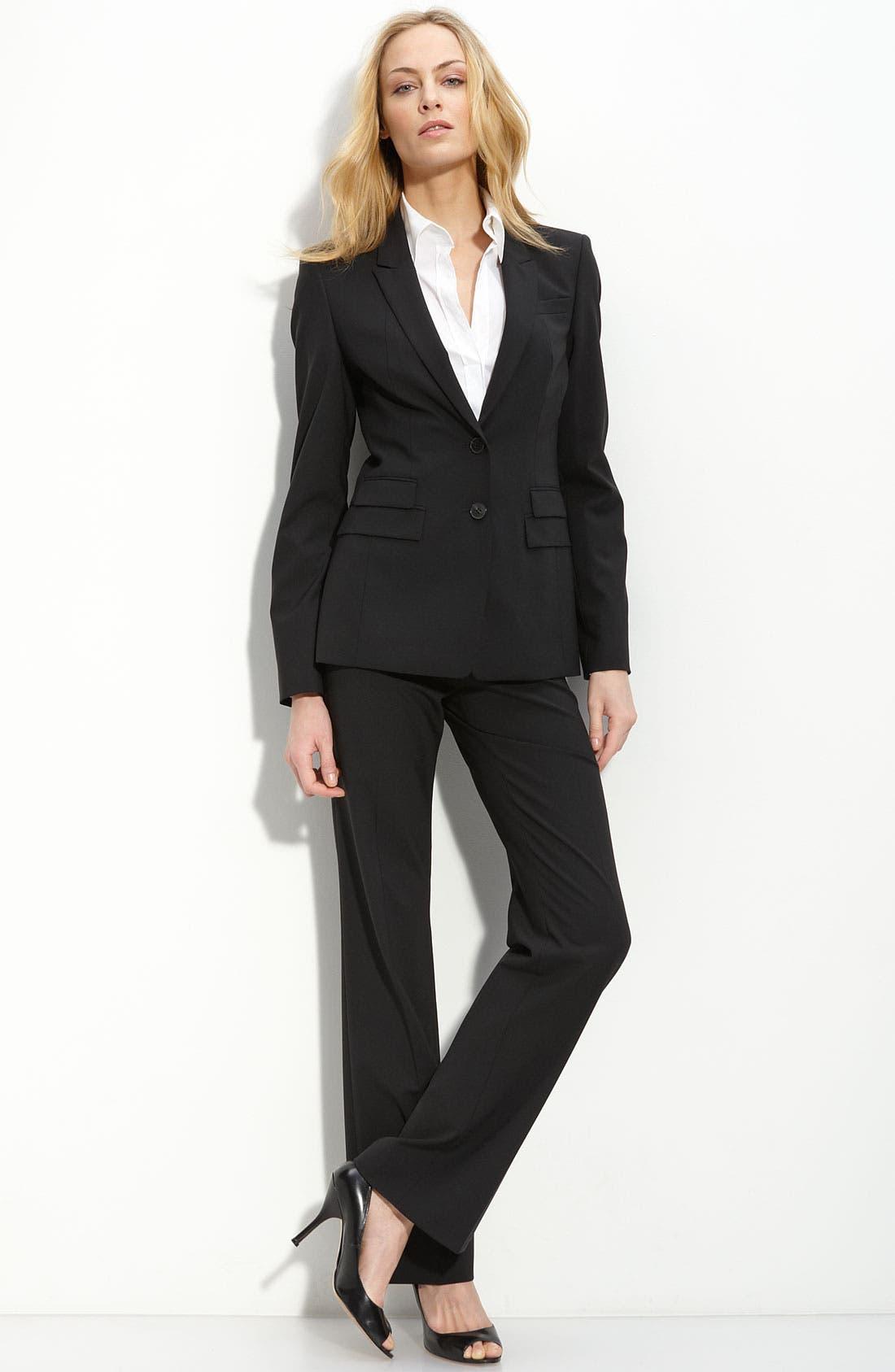 Main Image - BOSS Black Jacket, Shirt & Pants