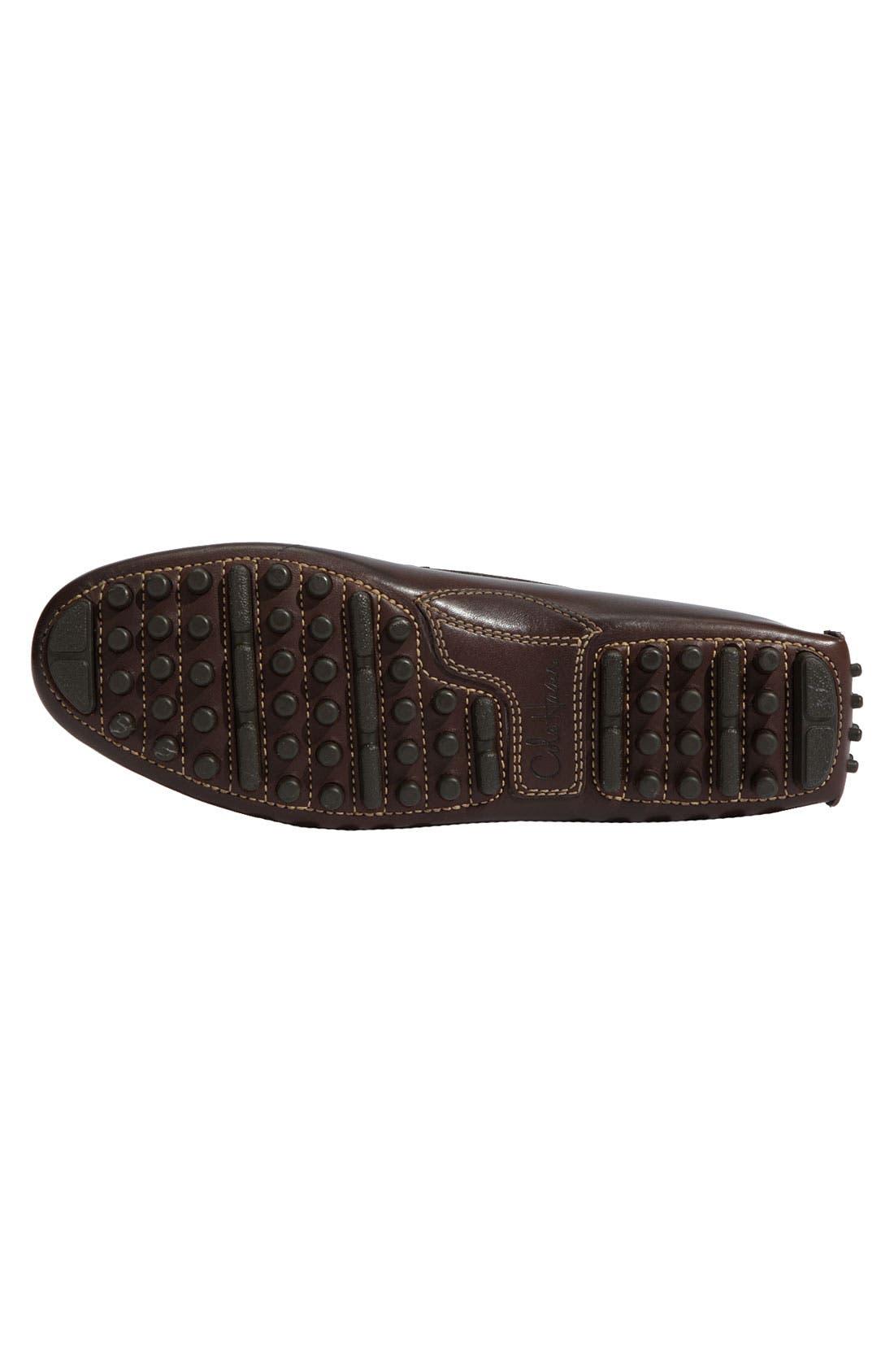 Alternate Image 4  - Cole Haan 'Air Grant' Driving Loafer (Men)
