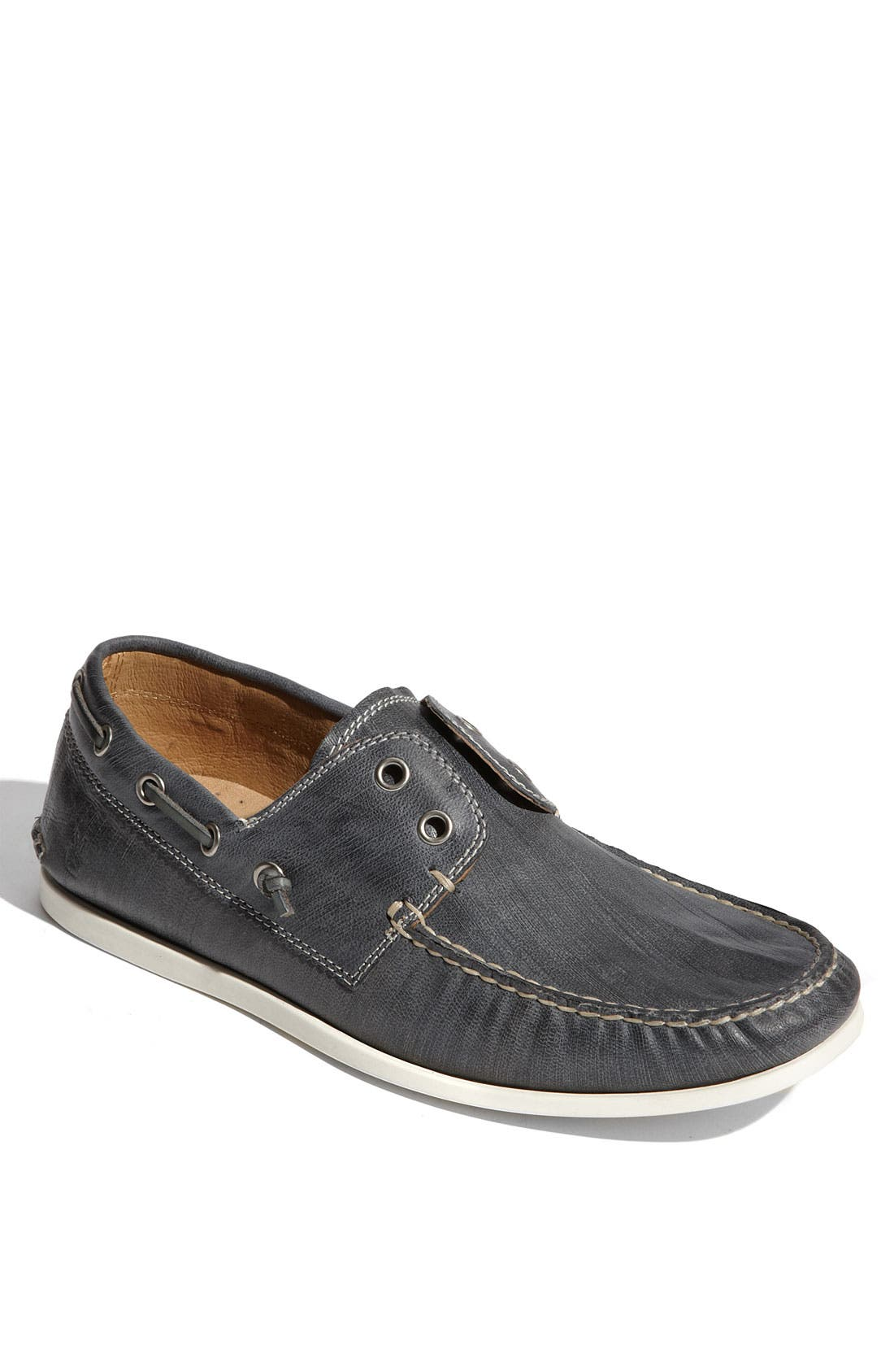 Main Image - John Varvatos Star USA 'Schooner' Boat Shoe