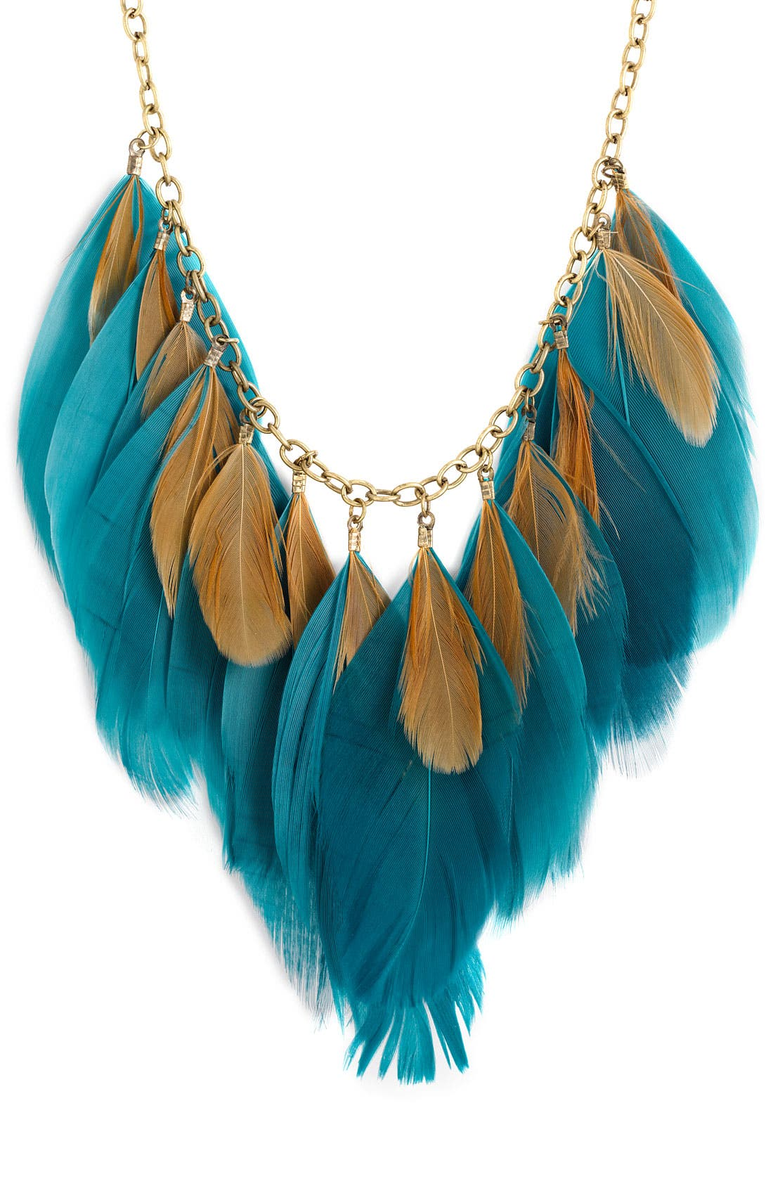 Alternate Image 1 Selected - Carole Feather Necklace