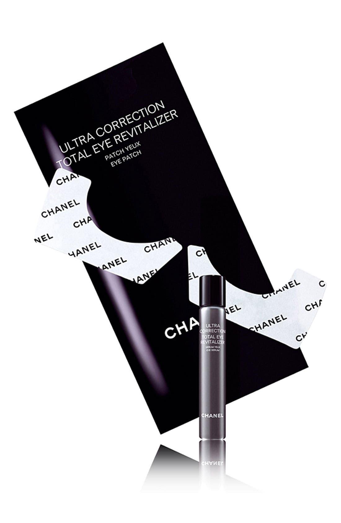 CHANEL ULTRA CORRECTION  Total Eye Revitalizer