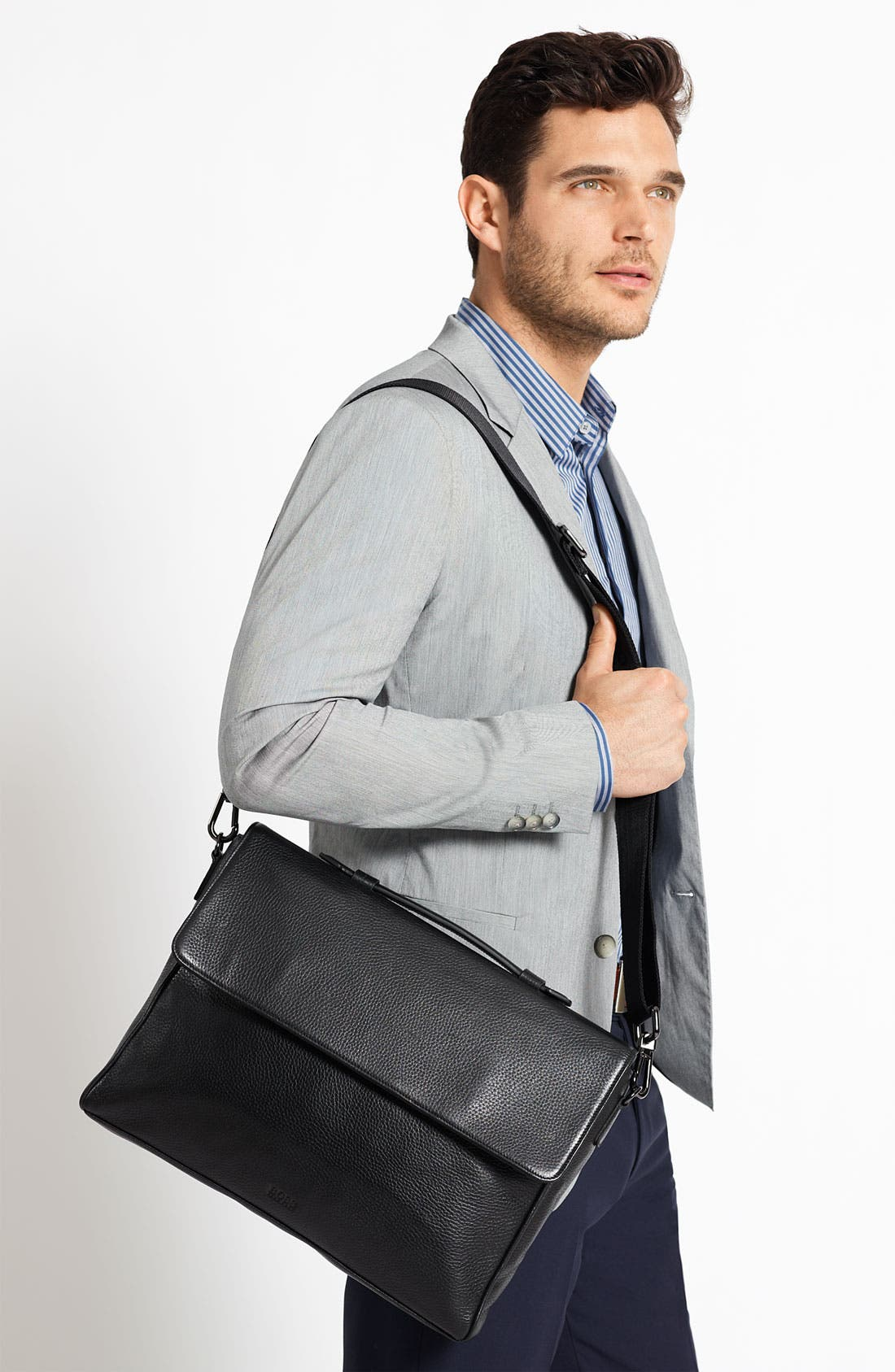 Alternate Image 5  - Hugo Boss 'Bangor 2' Messenger Bag