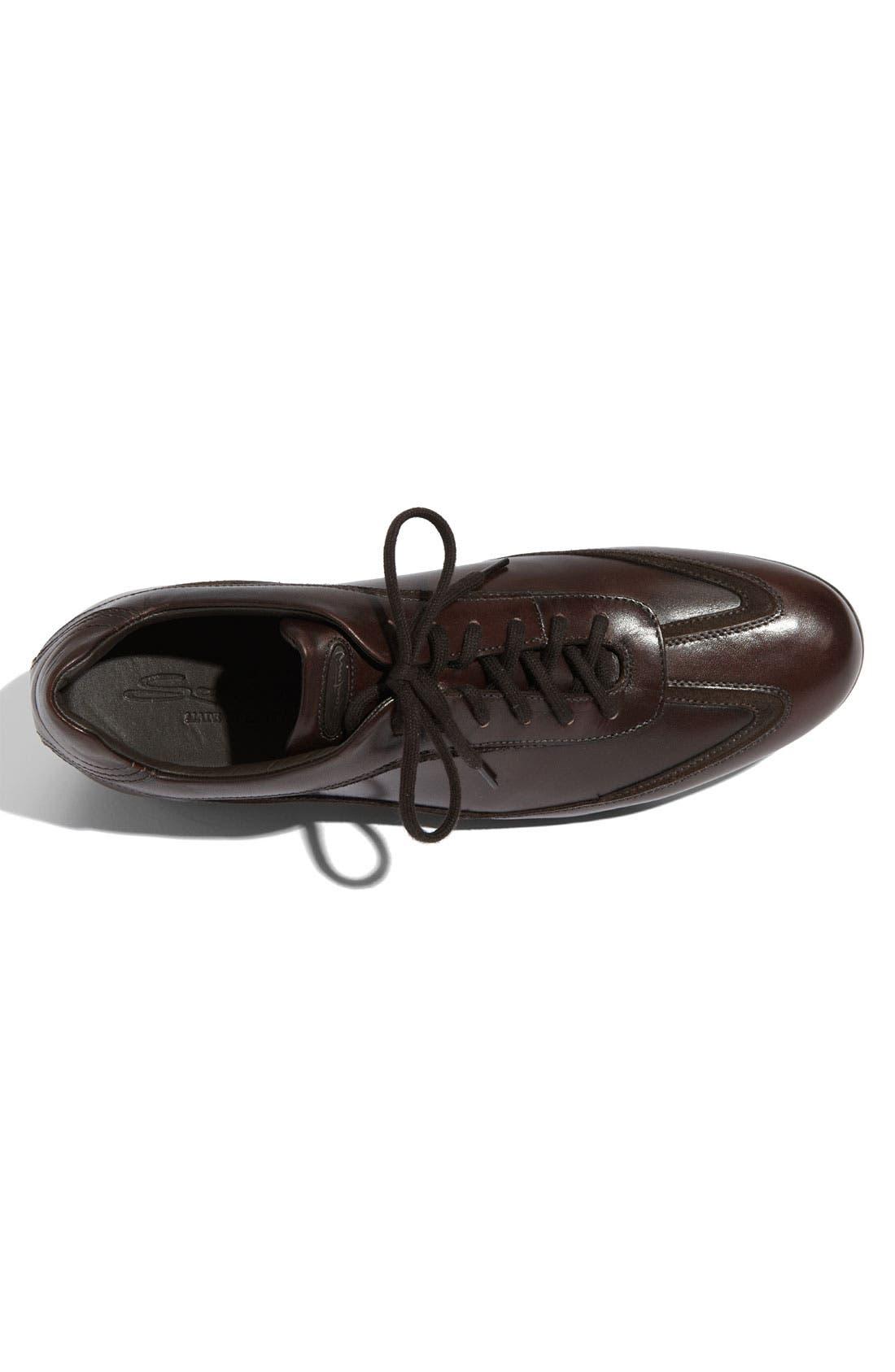 Alternate Image 2  - Santoni 'Marlin' Sneaker (Men)