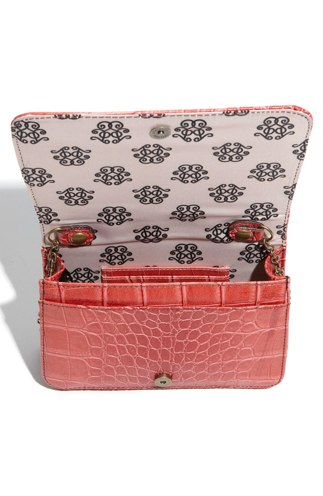 Alternate Image 3  - Jessica Simpson 'Bella' Faux Leather Crossbody Bag