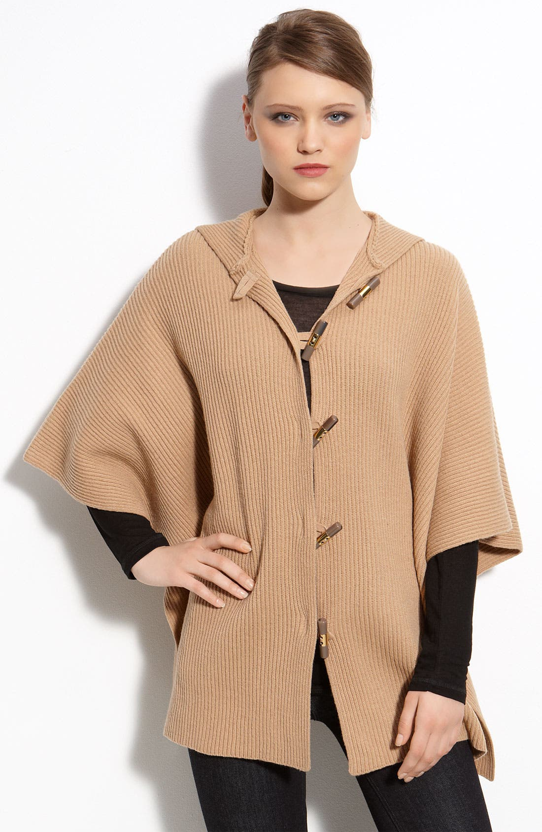 Main Image - MARC BY MARC JACOBS Wool Poncho (Nordstrom Exclusive)