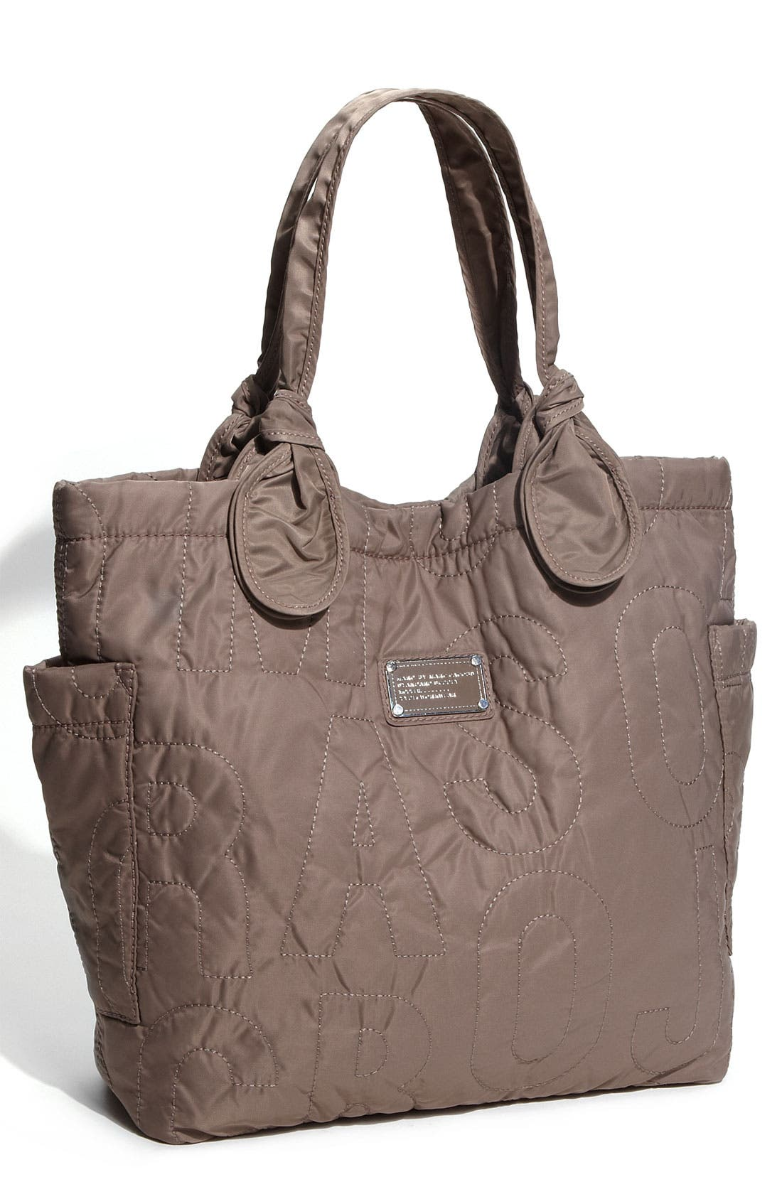 Main Image - MARC BY MARC JACOBS 'Medium Pretty Nylon Tate' Tote