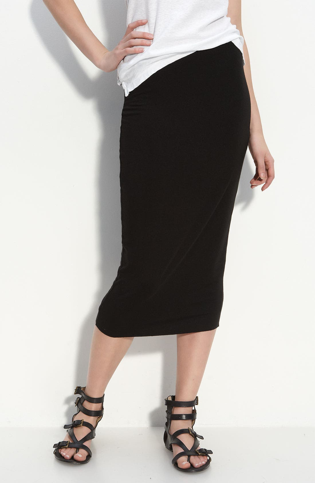 Main Image - Bailey 44 Knit Midi Skirt