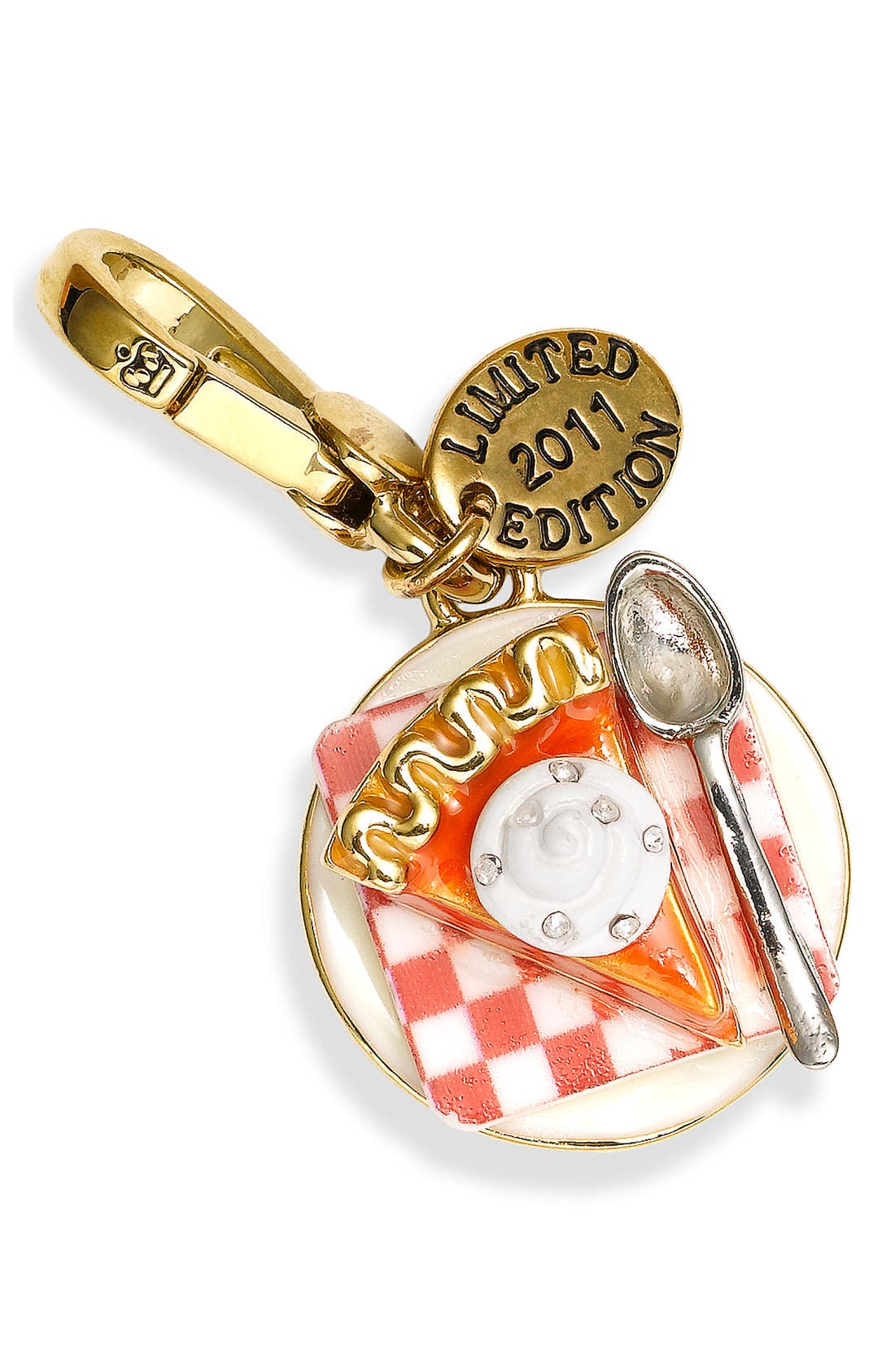 Alternate Image 1 Selected - Juicy Couture Pumpkin Pie Charm (Limited Edition)