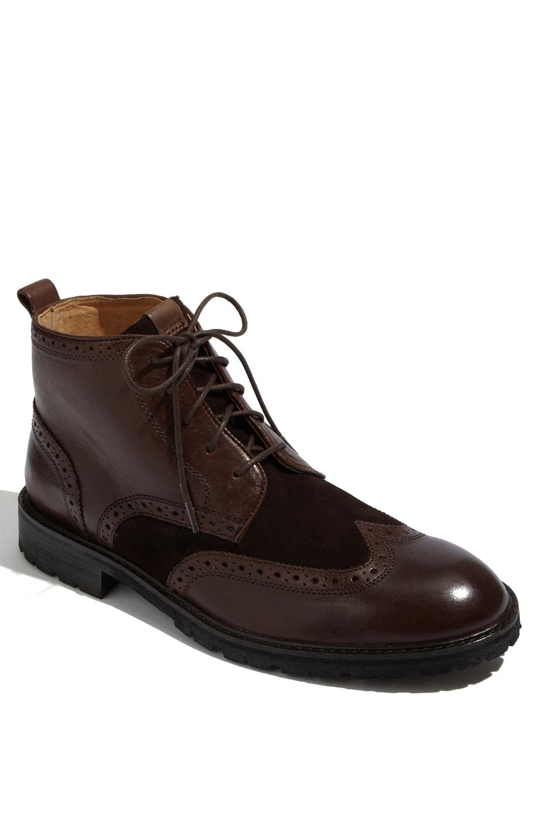 Main Image - Florsheim 'Gaffney' Wingtip Boot (Online Only)