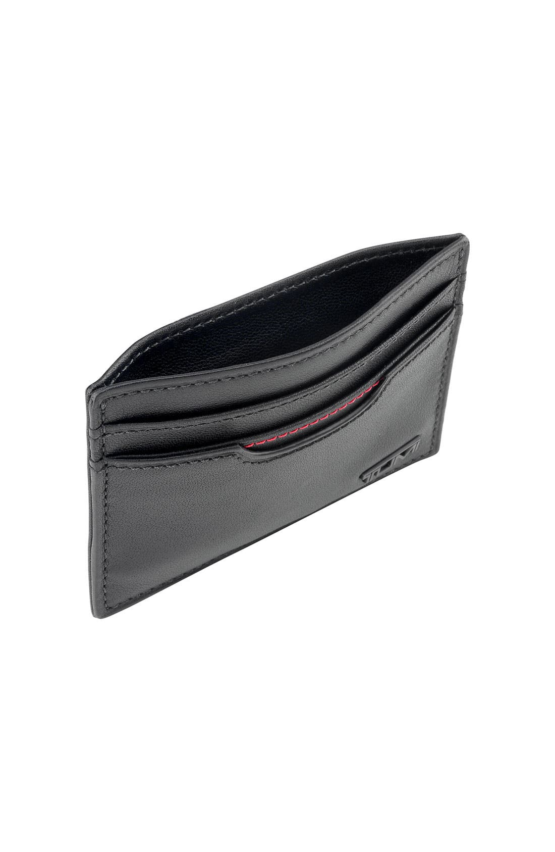 Alternate Image 5  - Tumi 'Delta' Money Clip Card Case