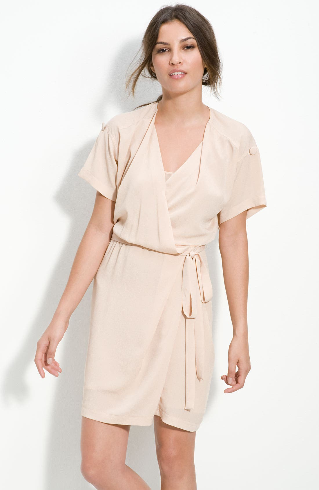 Alternate Image 1 Selected - Heed Wrap Front Dress