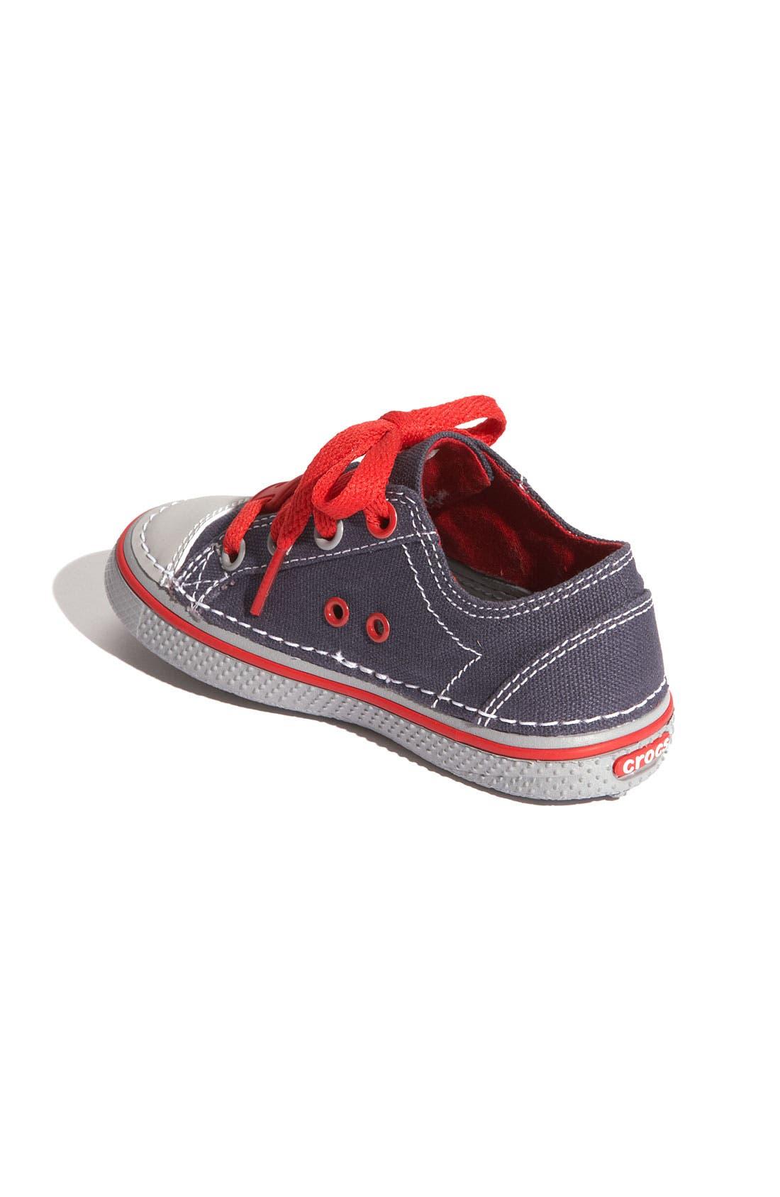 Alternate Image 2  - CROCS™ 'Hover' Sneaker (Toddler, Little Kid & Big Kid)