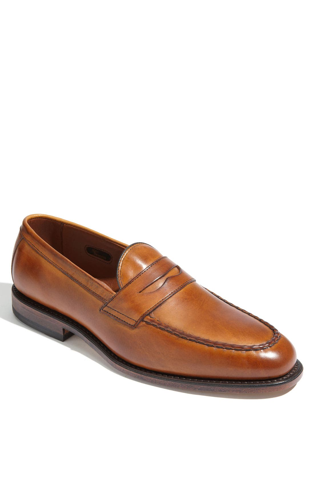 Alternate Image 1 Selected - Allen Edmonds 'McGraw' Penny Loafer (Online Only)