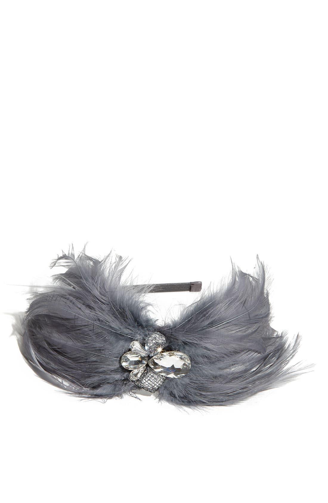 Main Image - Tasha 'Dreamy Bird' Fascinator Headband