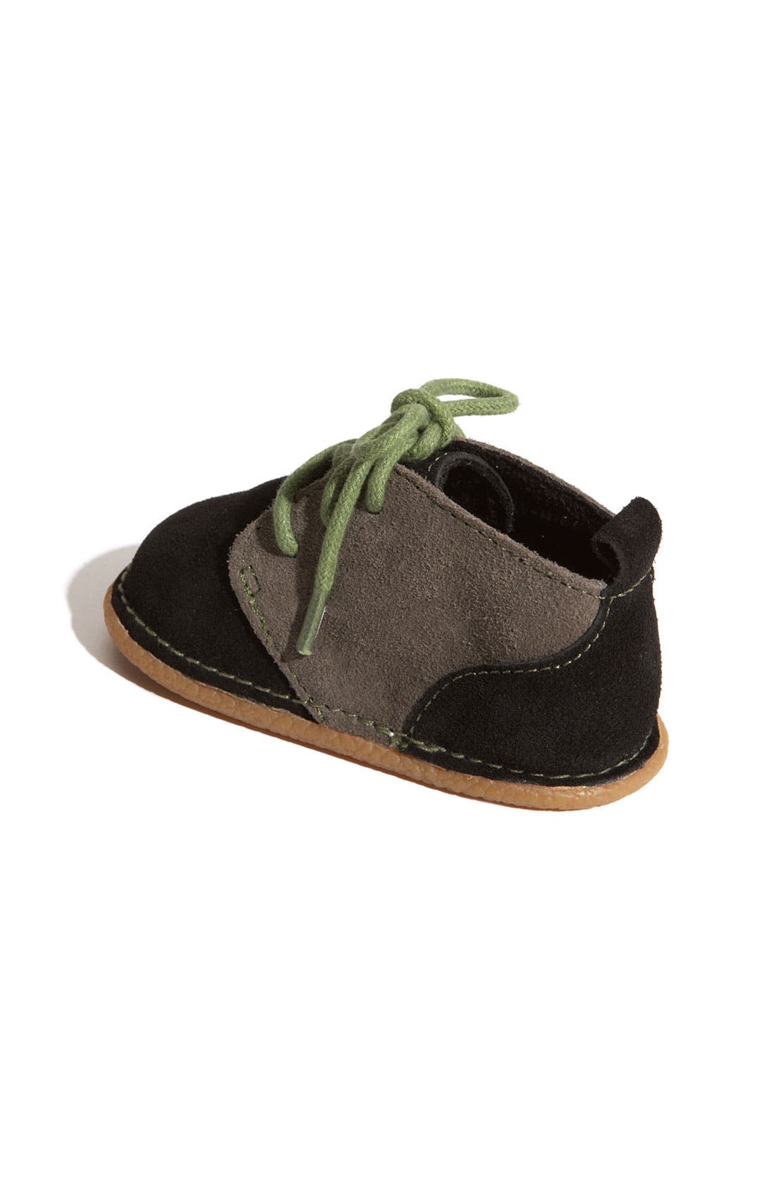 Alternate Image 2  - Nubørn 'Baxter' Lace-Up Bootie (Baby)