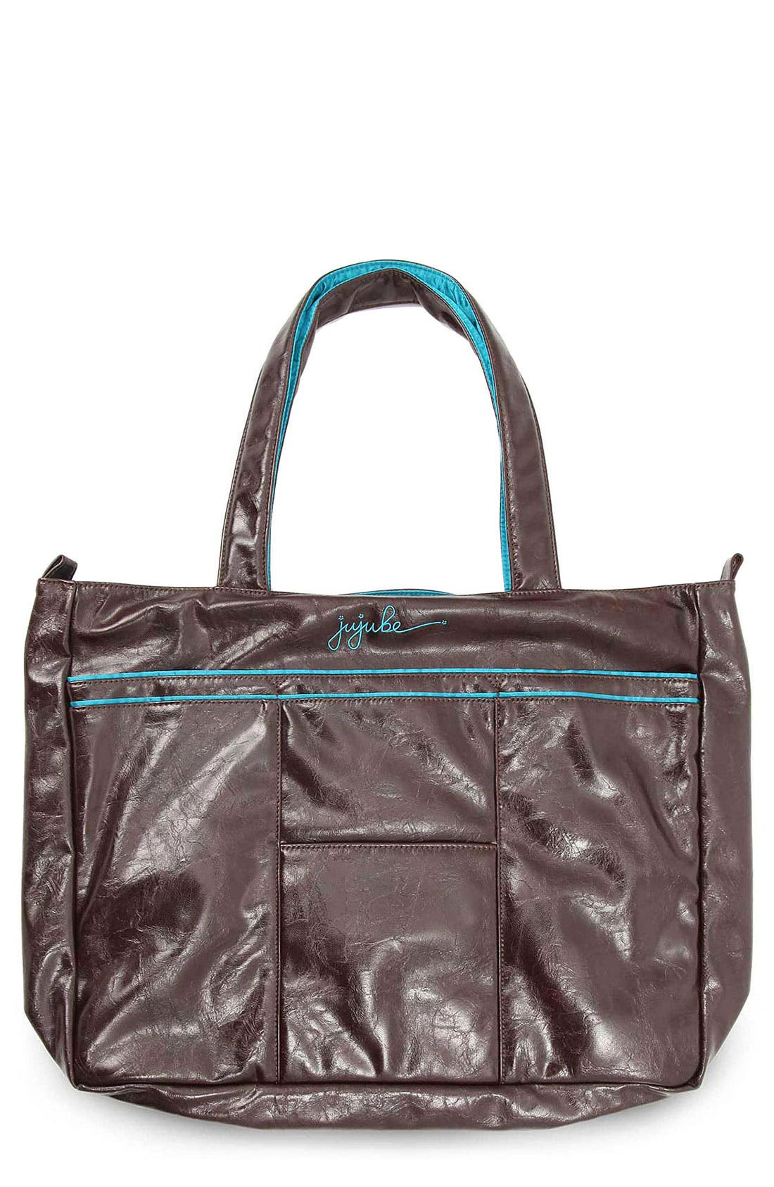 Alternate Image 1 Selected - Ju-Ju-Be 'Mighty Be - Legacy' Diaper Bag