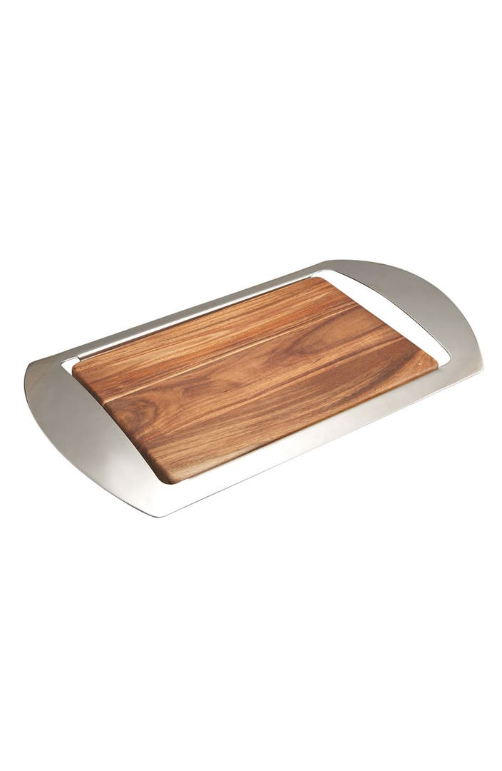 Cathy's Concepts 'Turkey' Rustic Wooden Tray | Nordstrom