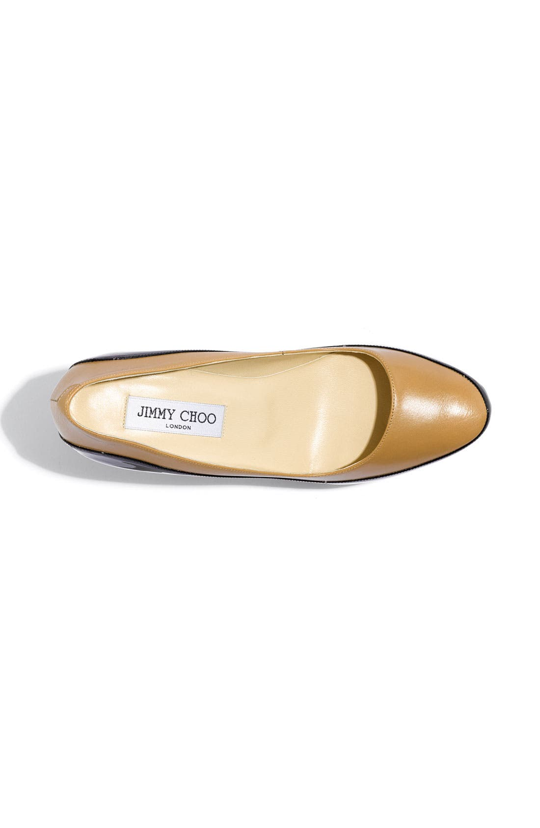 Alternate Image 3  - Jimmy Choo 'Sepia' Two Tone Platform Pump