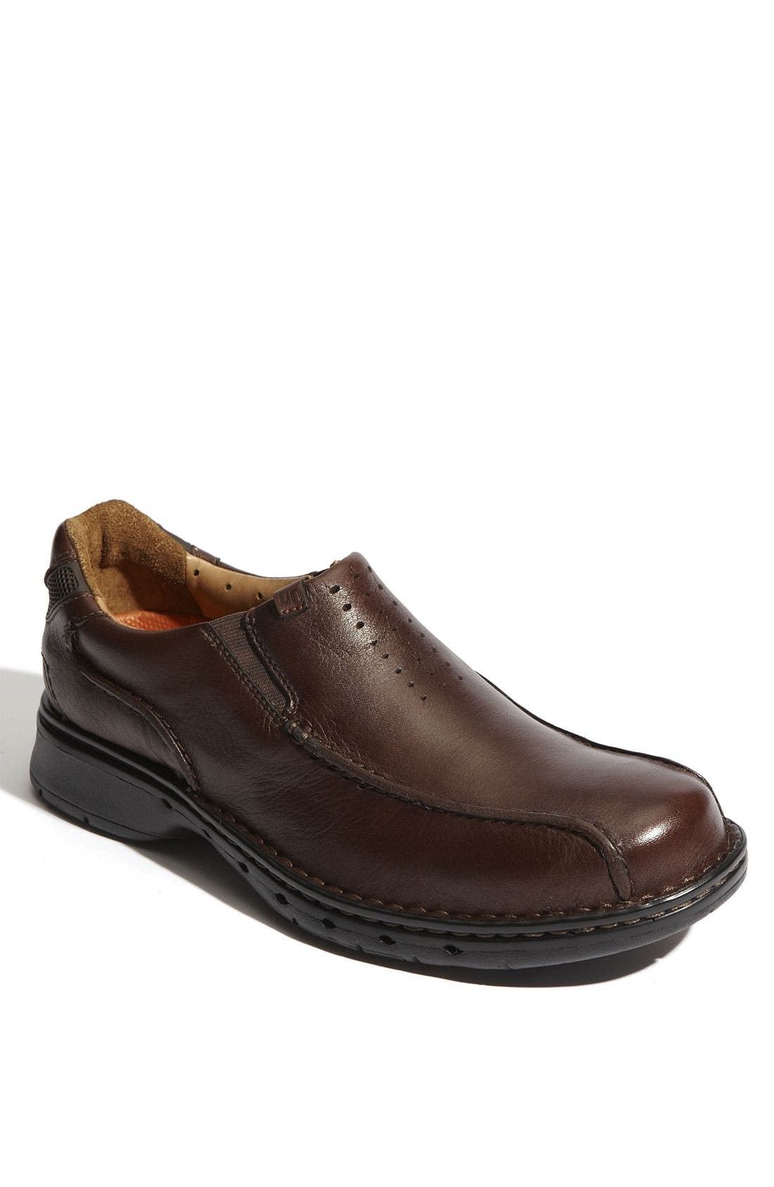 Alternate Image 1 Selected - Clarks® 'Un.Seal' Slip-On (Online Only)   (Men)
