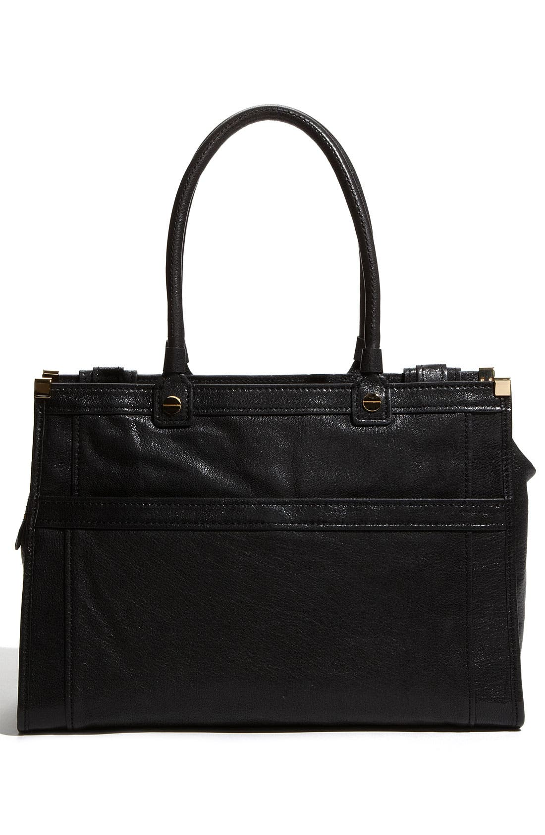 Alternate Image 4  - Milly 'Caroline Sparkling - Large' Leather Tote