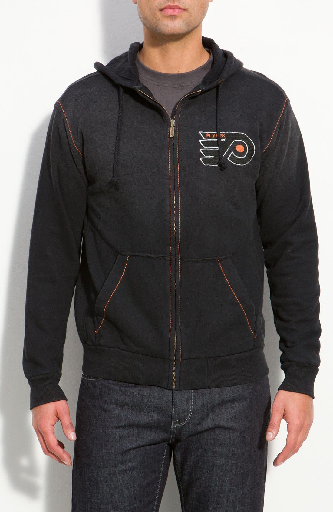 Main Image - Red Jacket 'Flyers' Hoodie