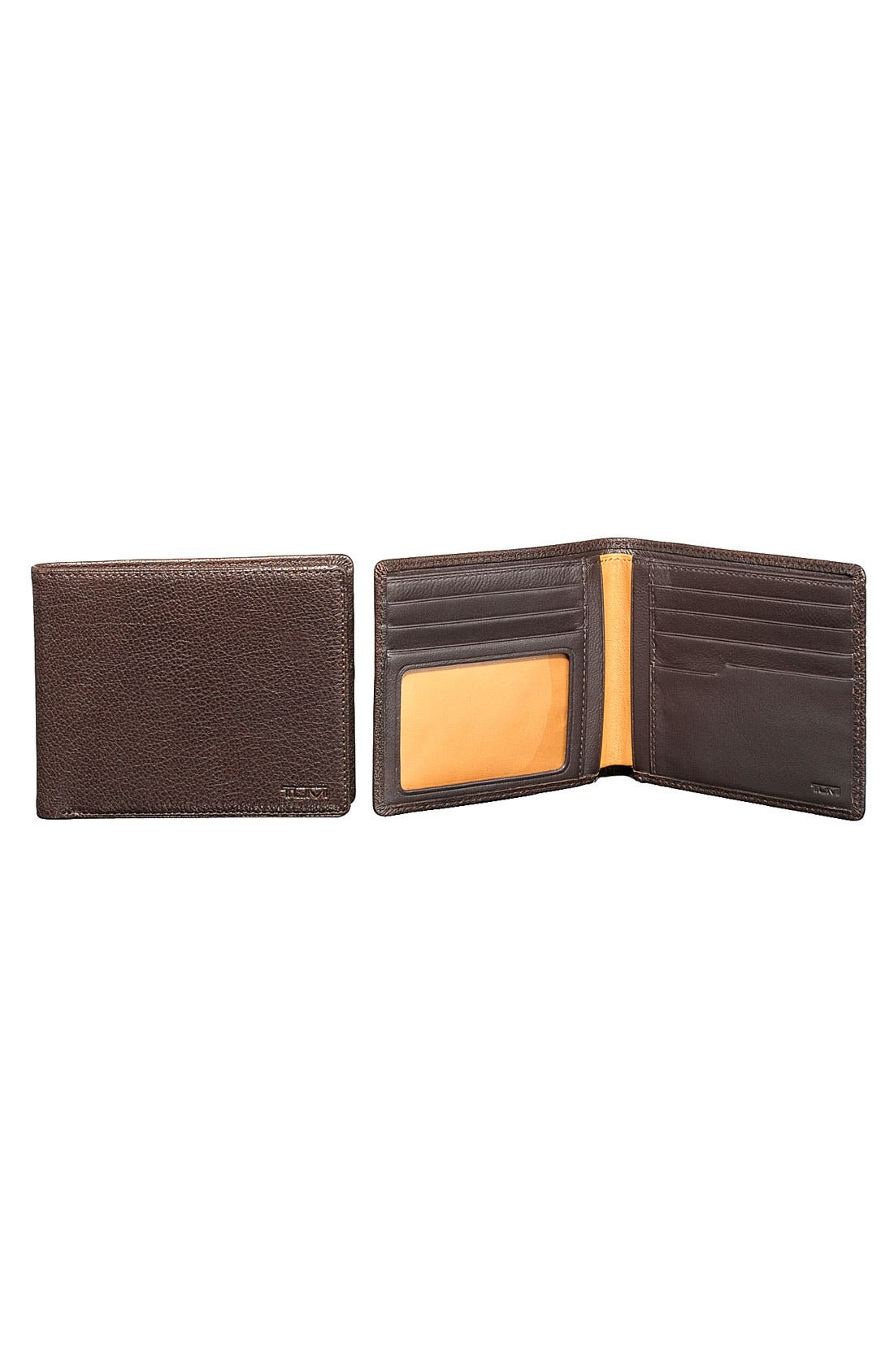 Main Image - Tumi 'Sierra - Global' Double Billfold ID Wallet