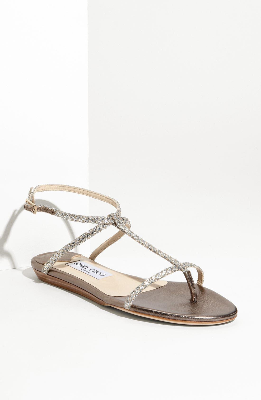 Alternate Image 1 Selected - Jimmy Choo 'Fiona' Sandal