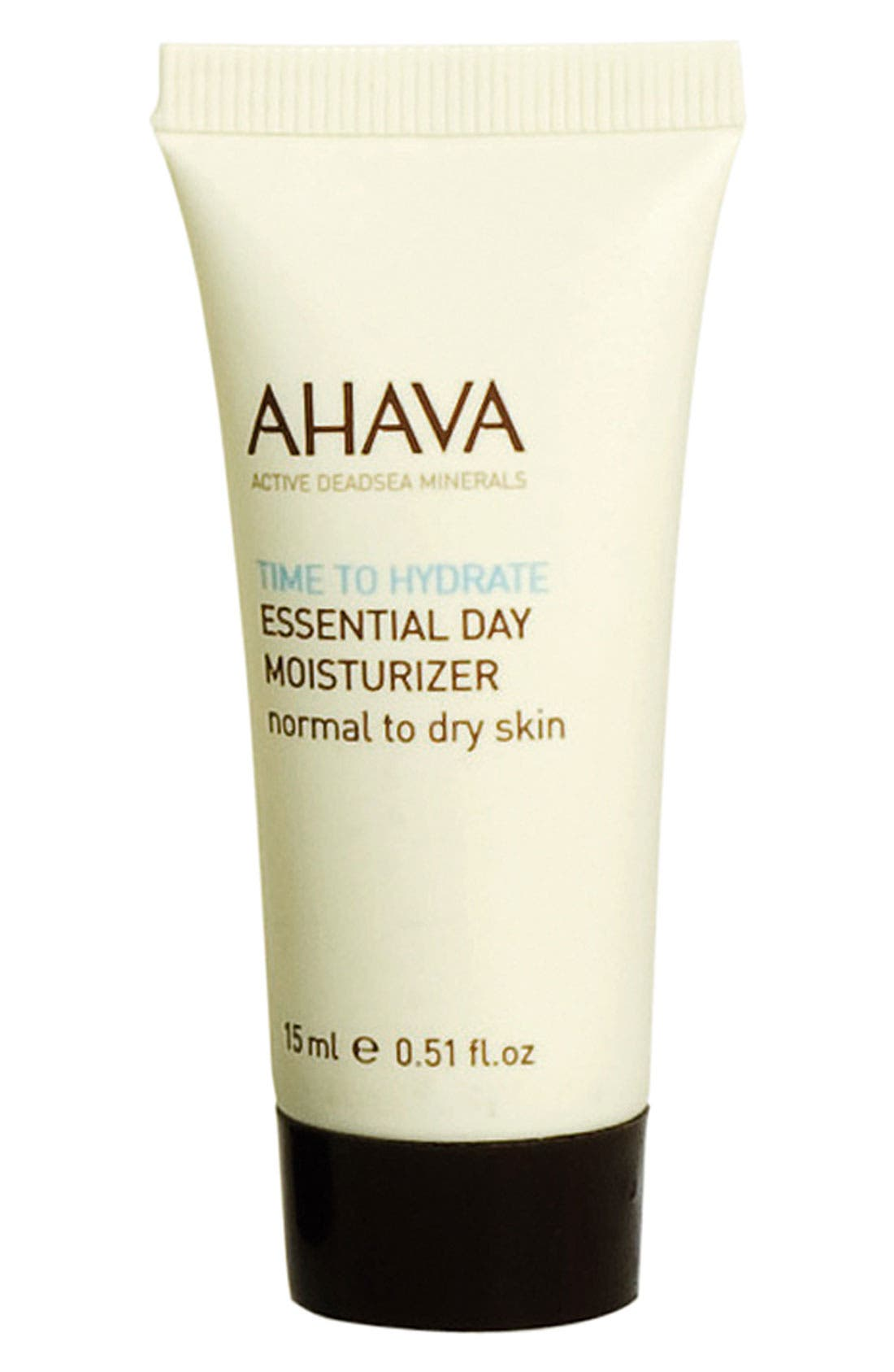 AHAVA Essential Day Moisturizer (Normal to Dry Skin) (0.51 oz.)