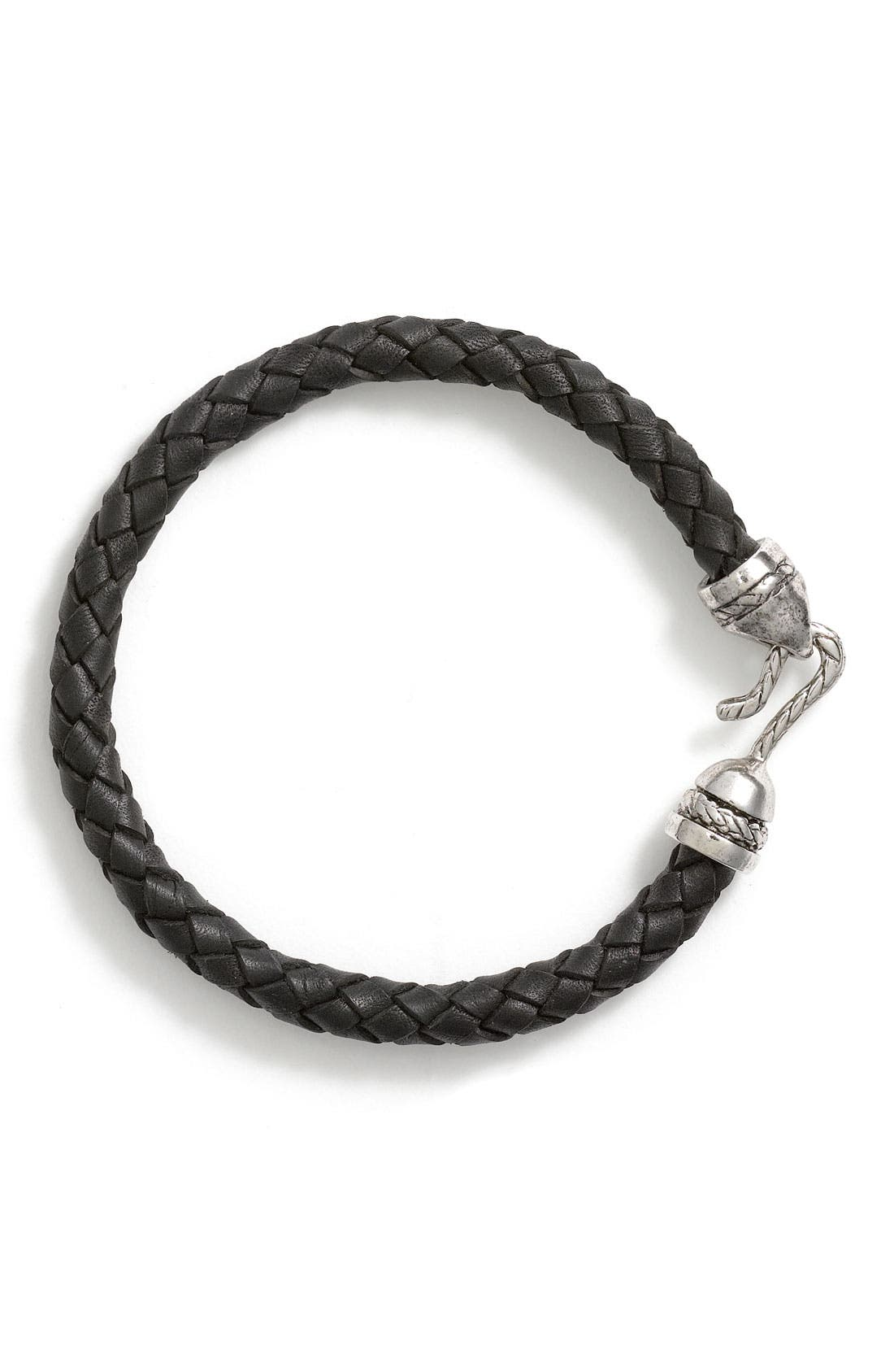 Alternate Image 1 Selected - Zack 'Narrow' Braided Bracelet