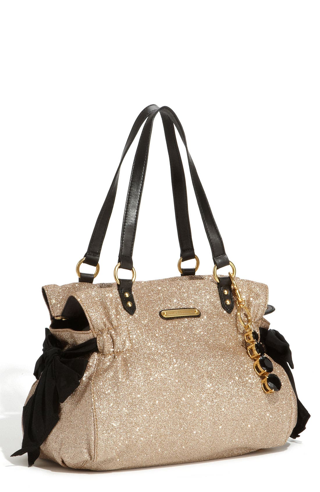 Alternate Image 1 Selected - Juicy Couture 'Stardust Glitter Daydreamer' Tote
