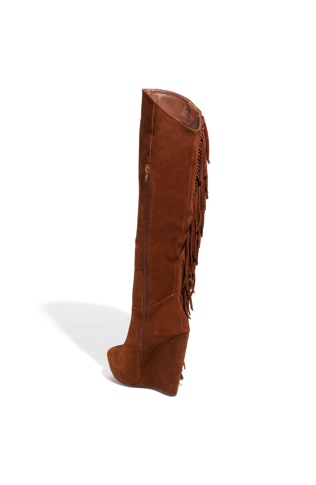 Alternate Image 2  - Steve Madden 'Badgess' Over the Knee Boot