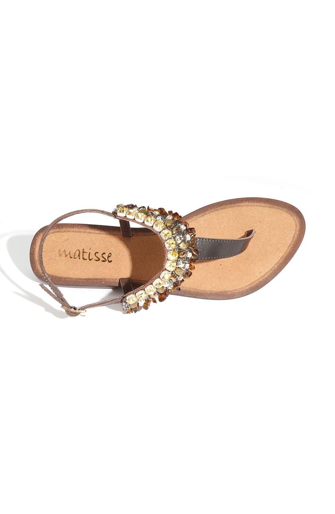 Alternate Image 3  - Matisse 'Michelle' Sandal