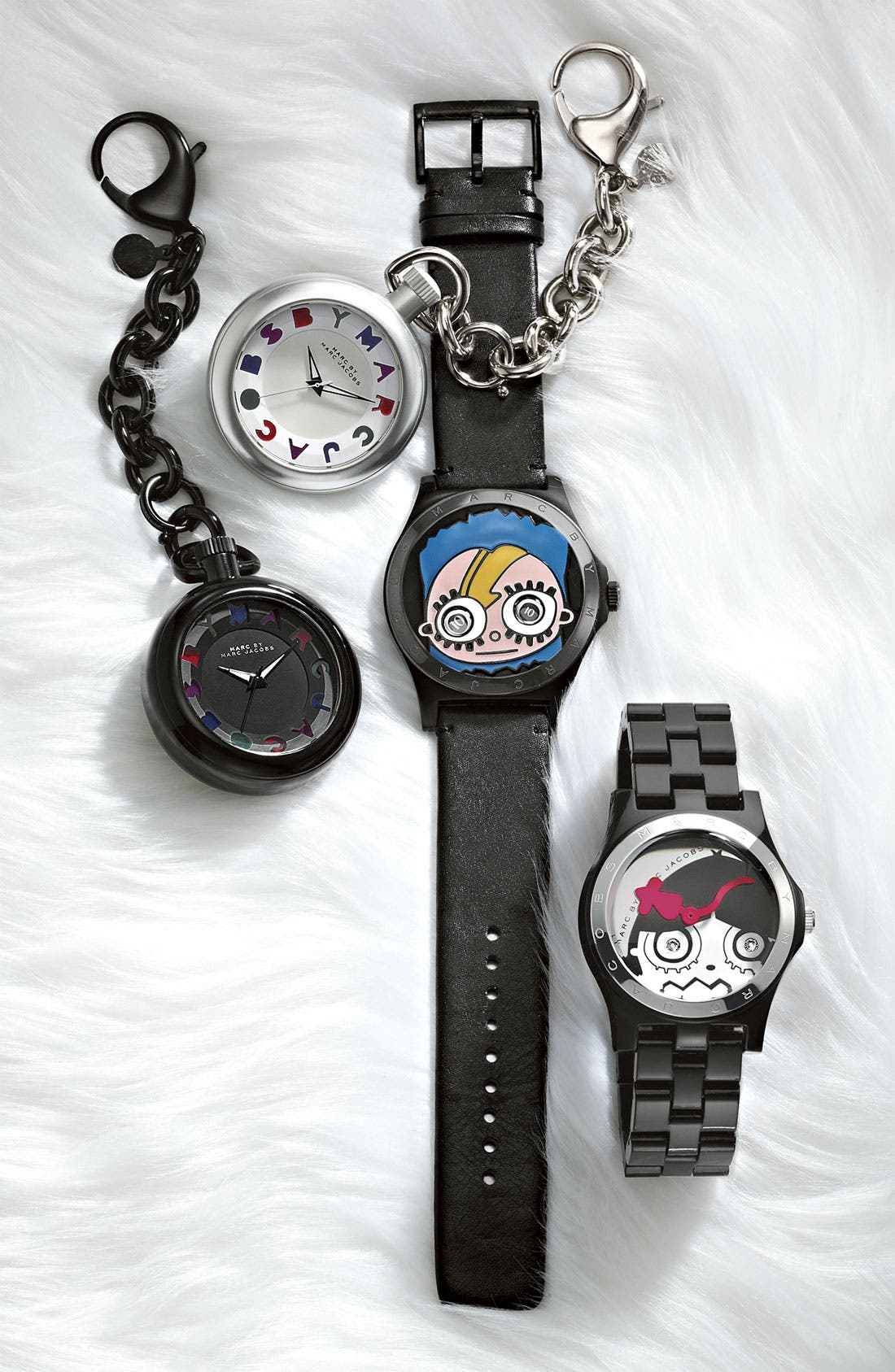 Alternate Image 2  - MARC BY MARC JACOBS 'Miss Marc' Bracelet Watch