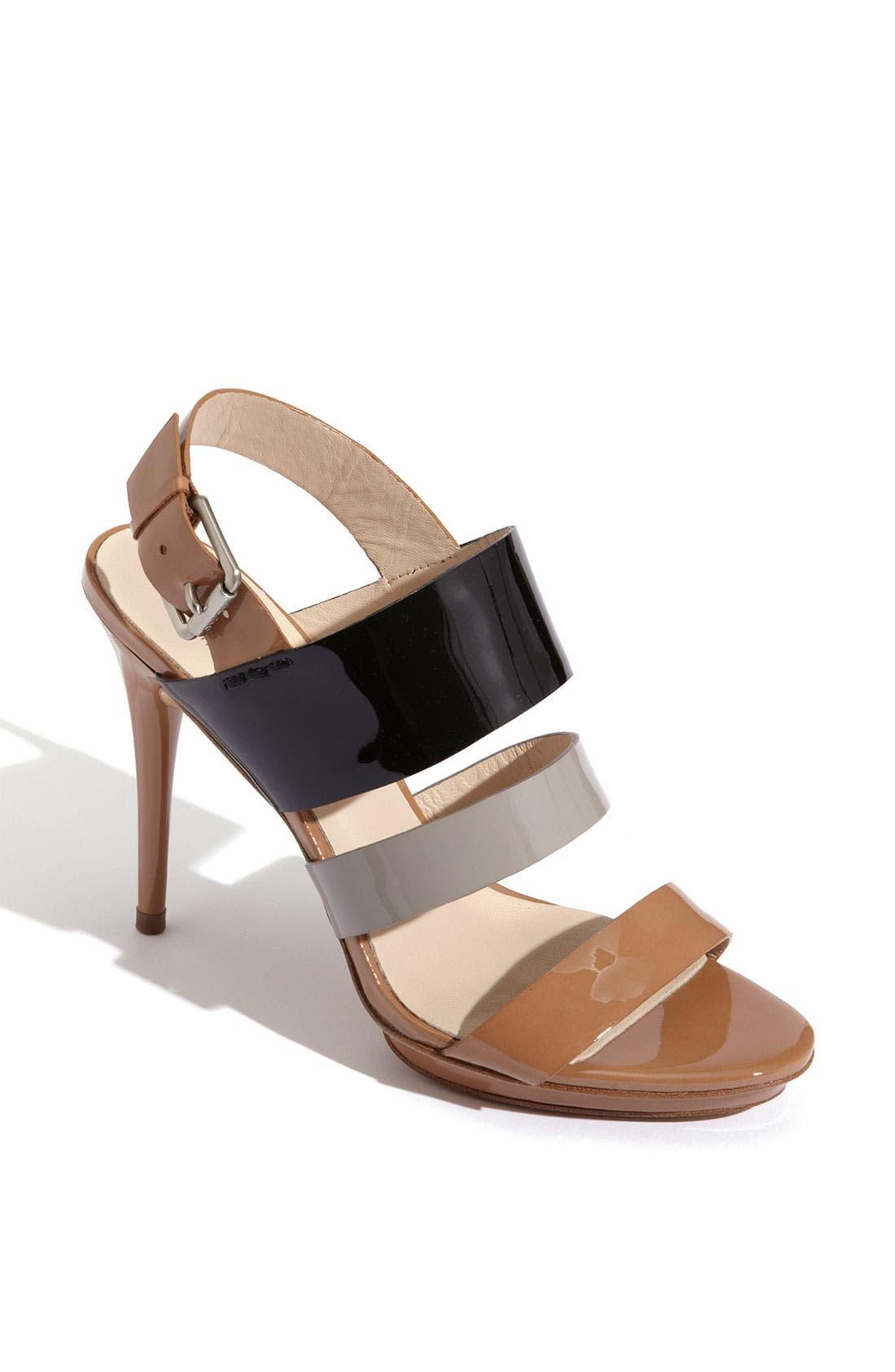 Alternate Image 1 Selected - KORS Michael Kors 'Lizzie' Sandal