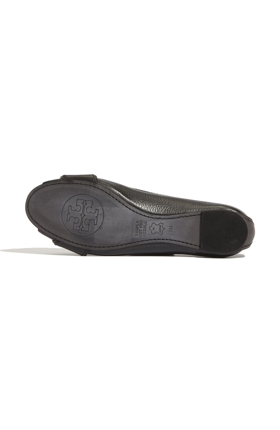 Alternate Image 4  - Tory Burch 'Clines' Ballet Flat