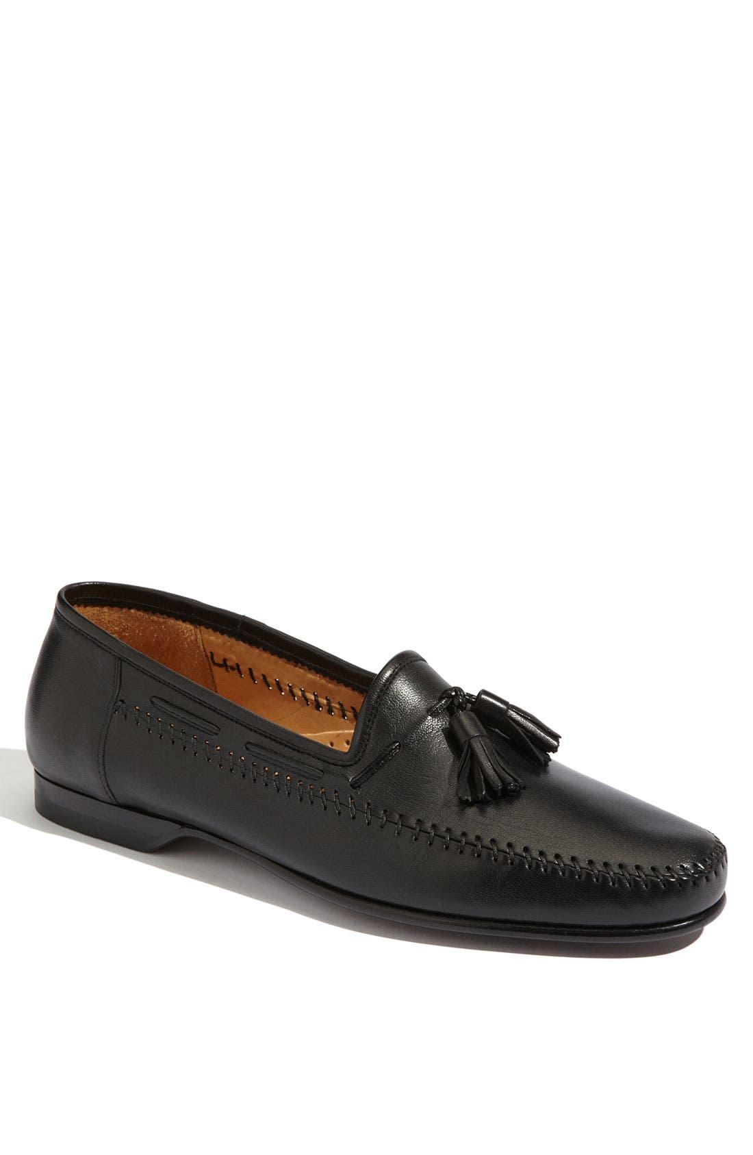 Alternate Image 1 Selected - Magnanni 'Ancona' Loafer