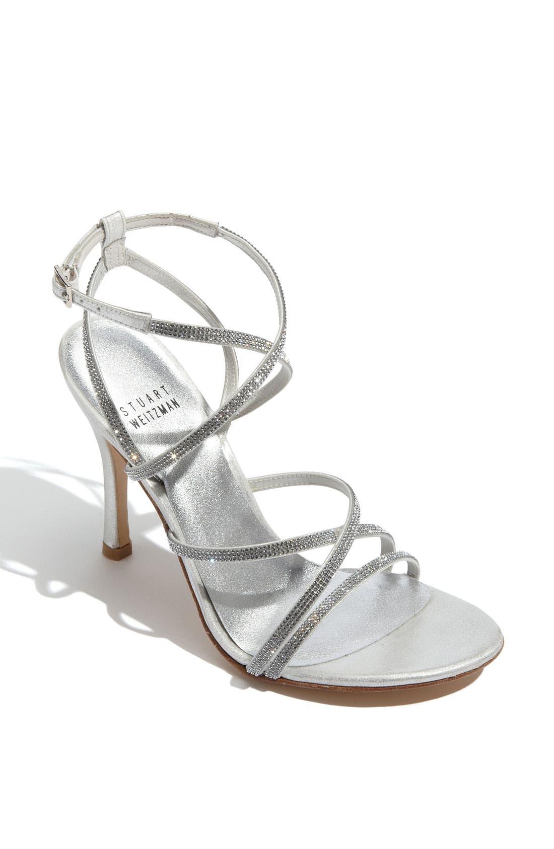 Alternate Image 1 Selected - Stuart Weitzman 'Gemex' Sandal