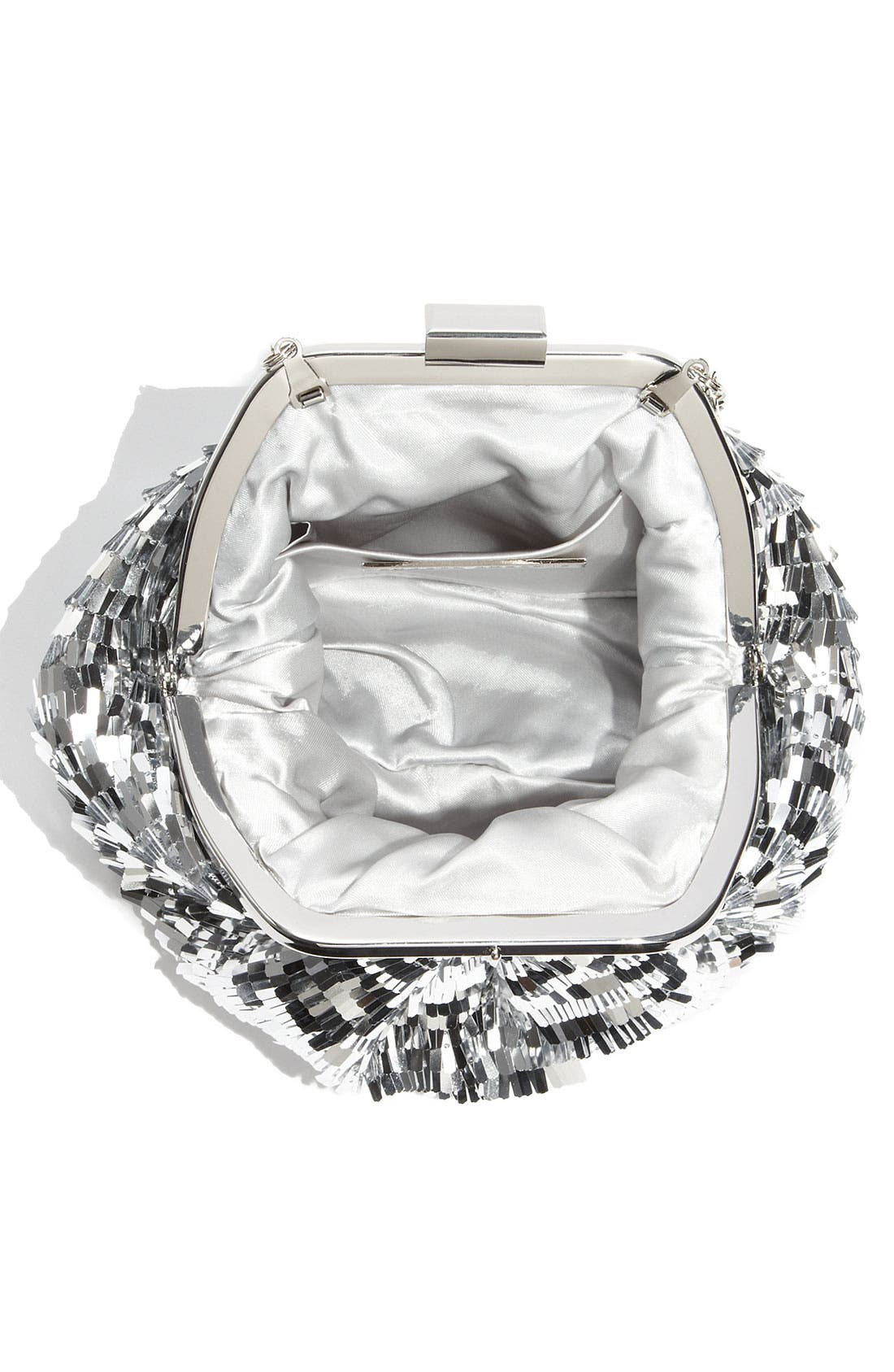 Alternate Image 3  - Sondra Roberts Sequin Pouch Clutch