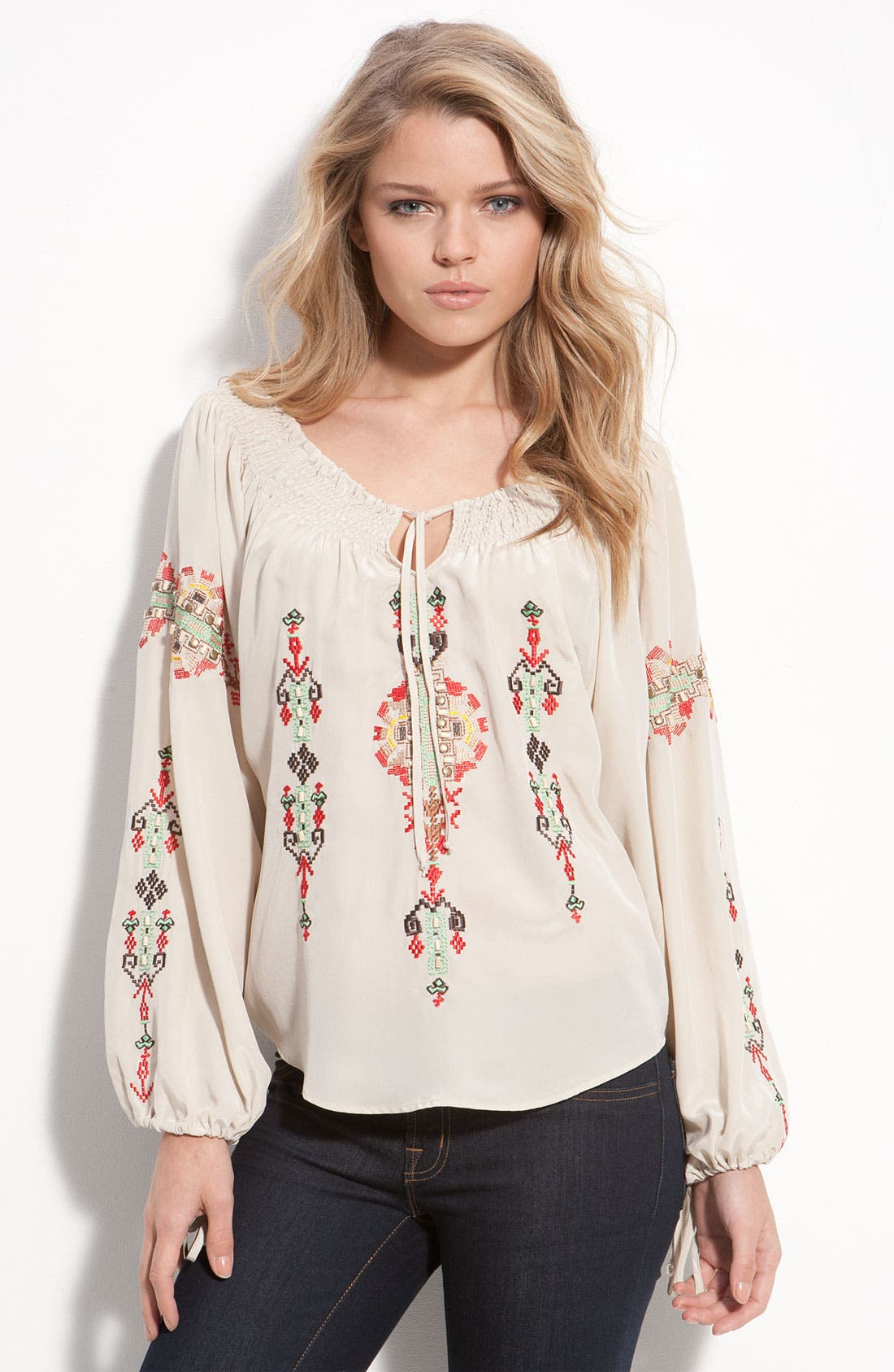 Alternate Image 1 Selected - Parker Bohemian Blouse