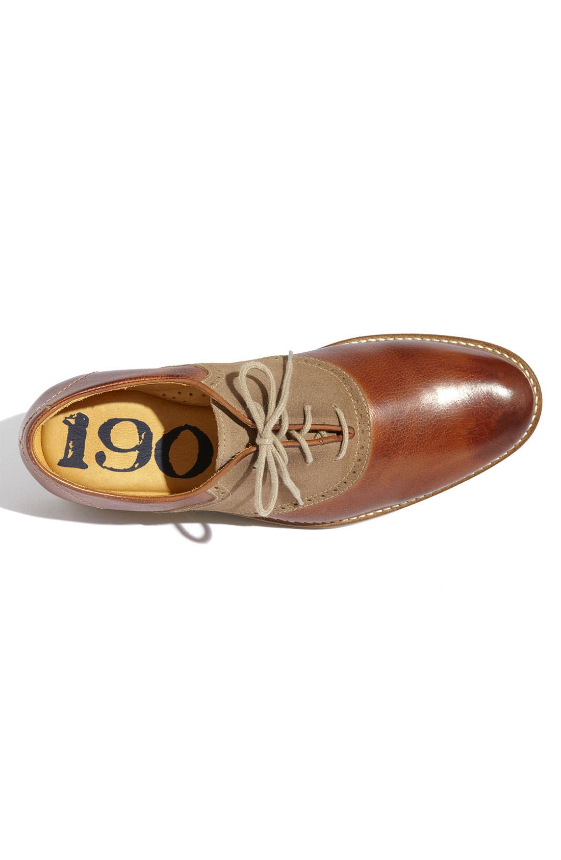 Alternate Image 3  - 1901 'Bennett' Saddle Shoe (Men)