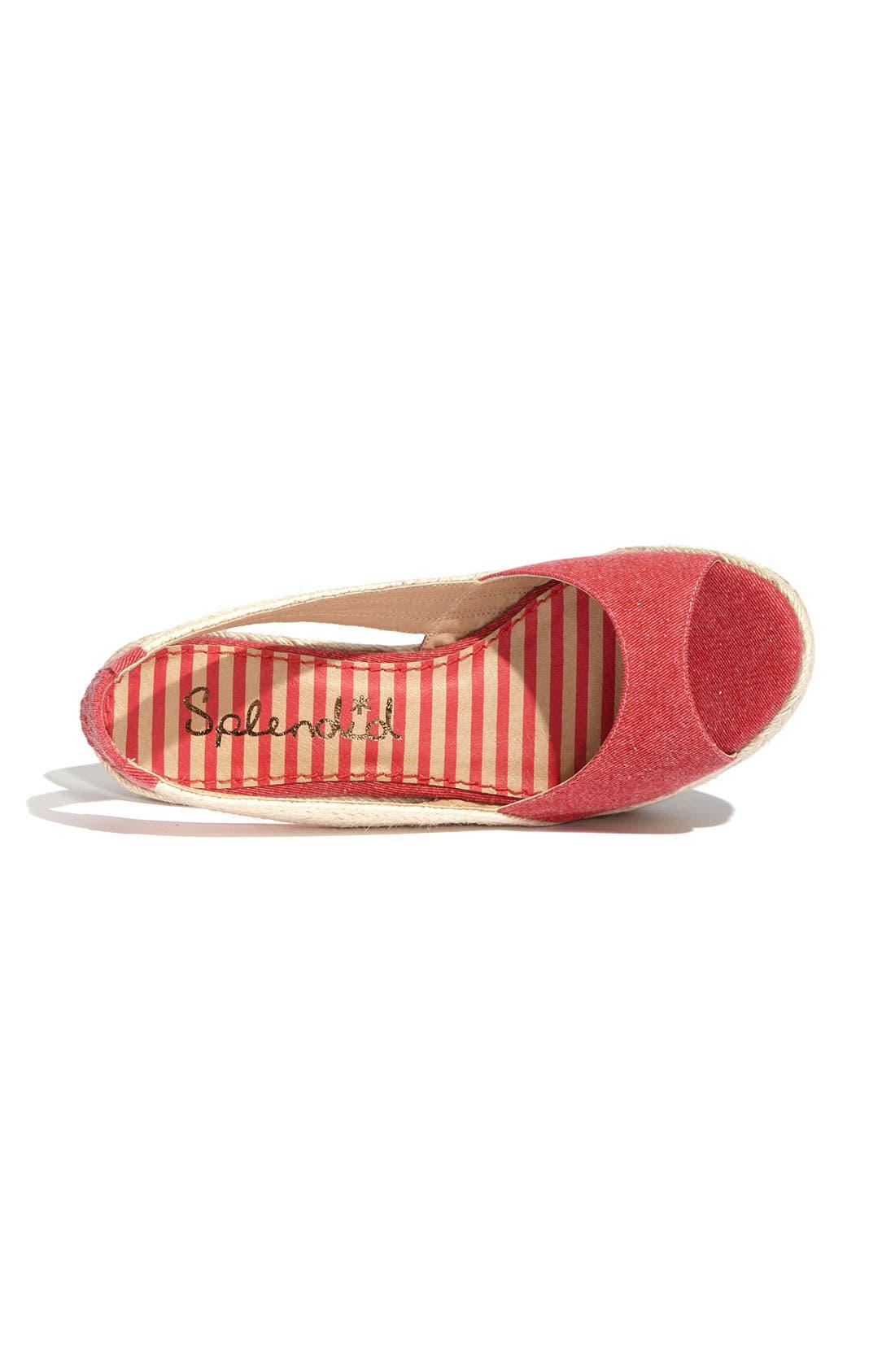Alternate Image 3  - Splendid 'Perfect' Espadrille Sandal